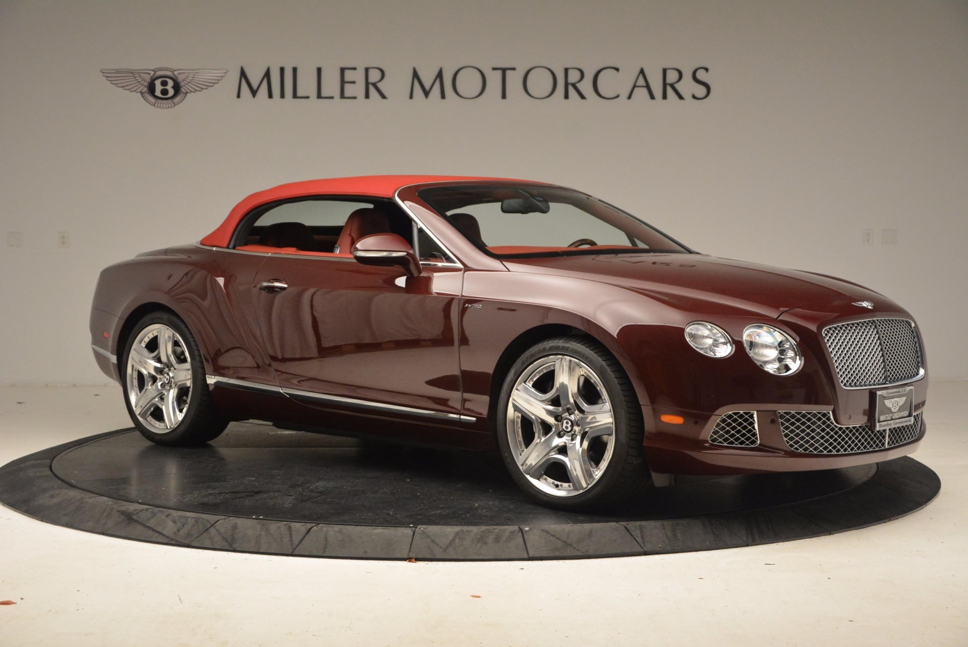 Used 2014 Bentley Continental GT W12 For Sale In Westport, CT 1516_p24