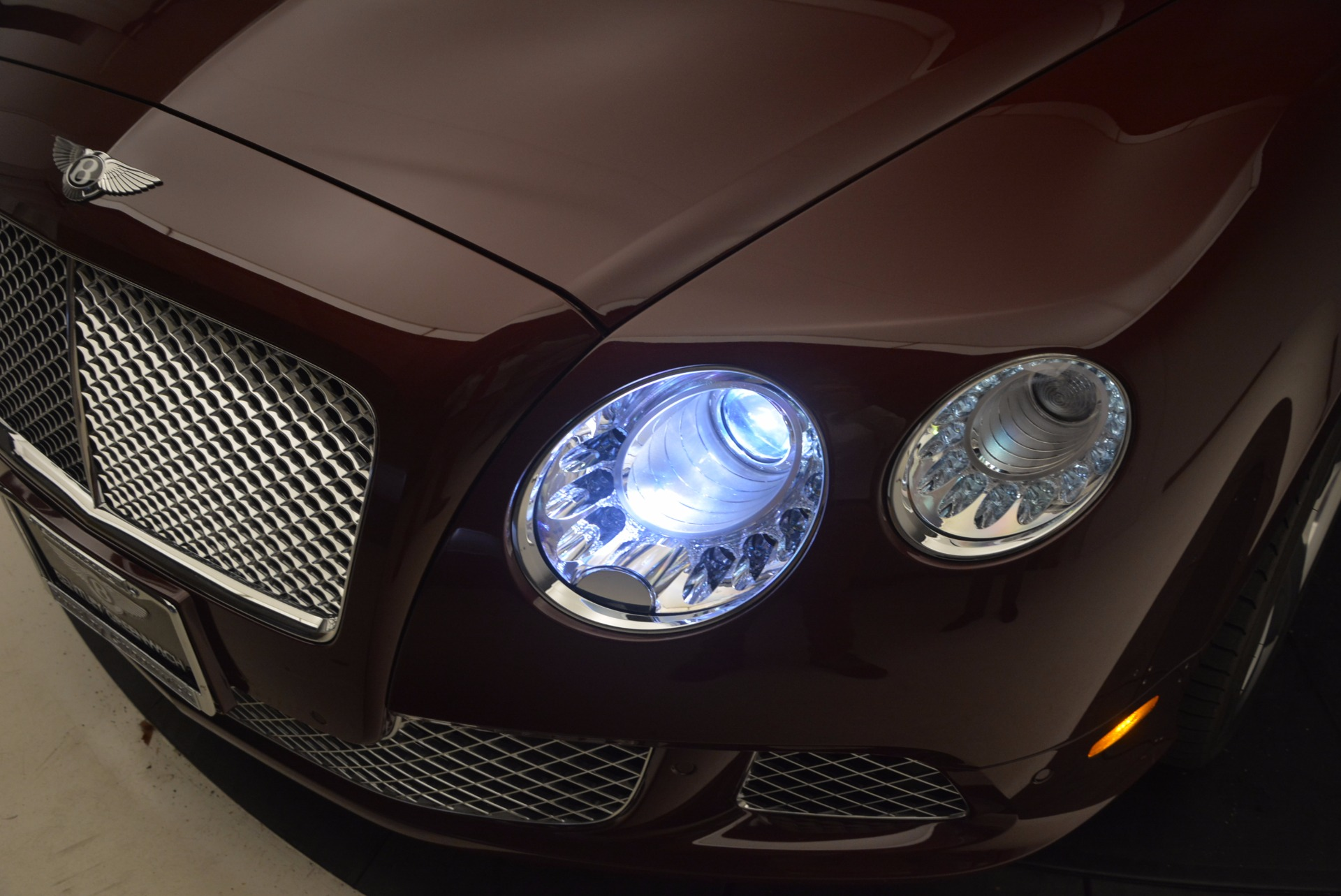 Used 2014 Bentley Continental GT W12 For Sale In Westport, CT 1516_p27