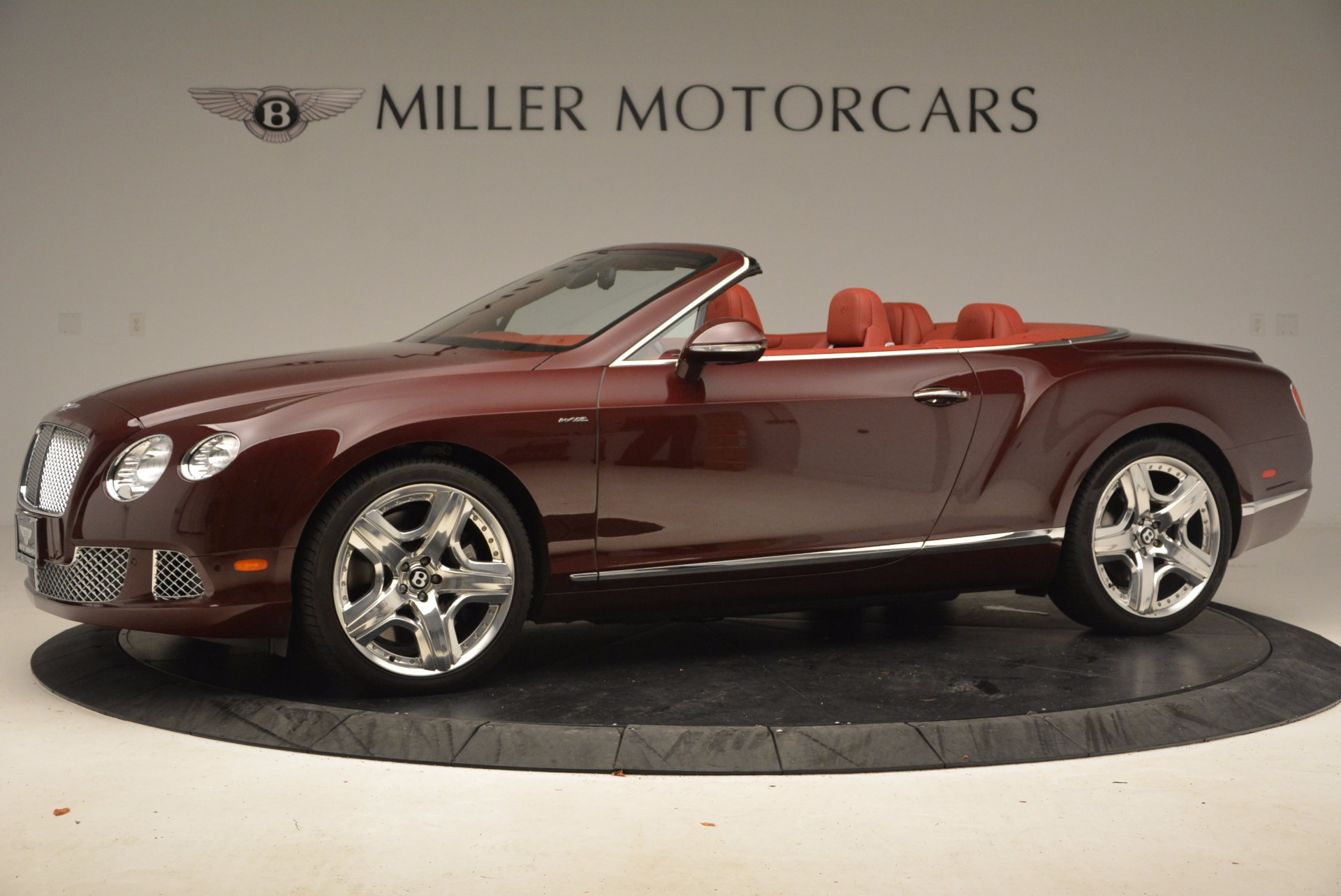 Used 2014 Bentley Continental GT W12 For Sale In Westport, CT 1516_p2