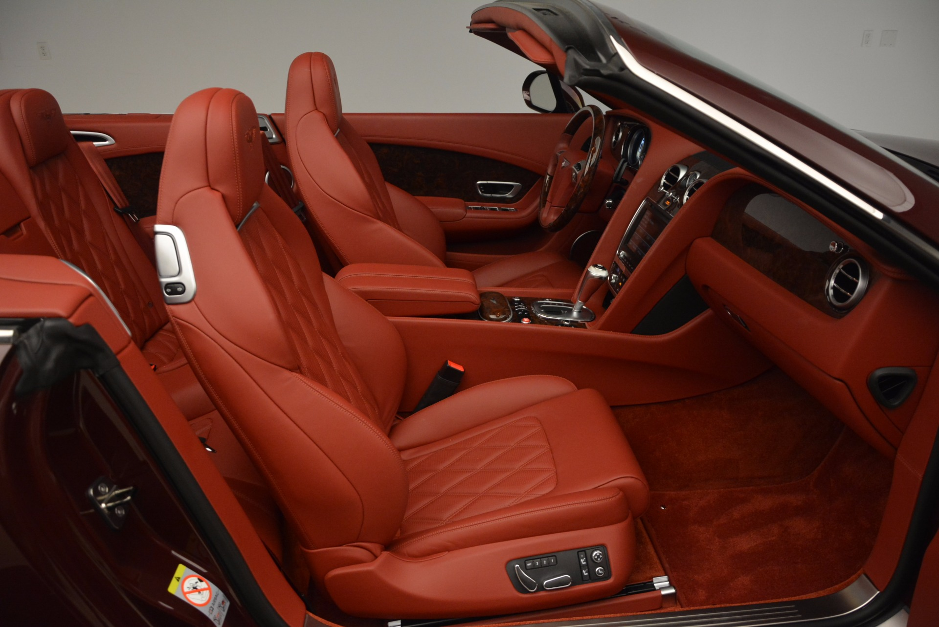 Used 2014 Bentley Continental GT W12 For Sale In Westport, CT 1516_p41