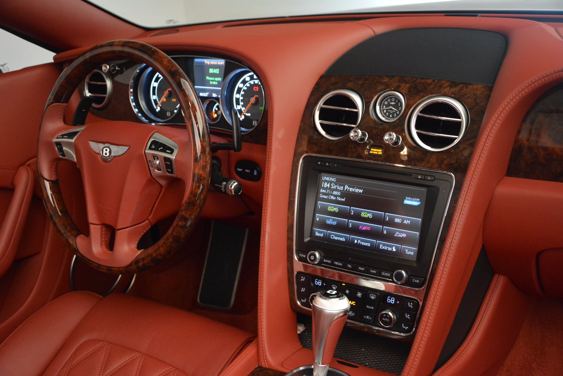 Used 2014 Bentley Continental GT W12 For Sale In Westport, CT 1516_p50