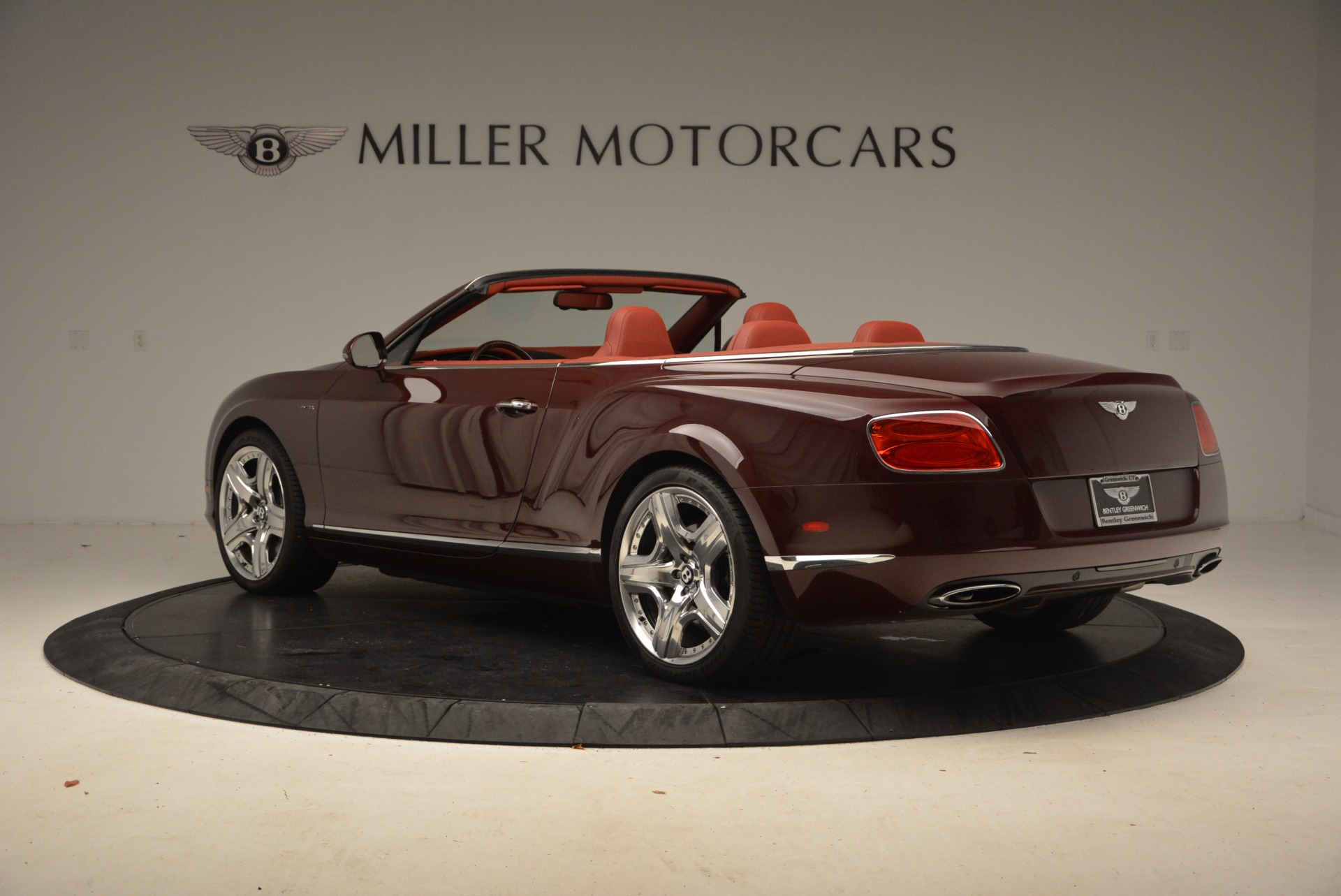 Used 2014 Bentley Continental GT W12 For Sale In Westport, CT 1516_p5