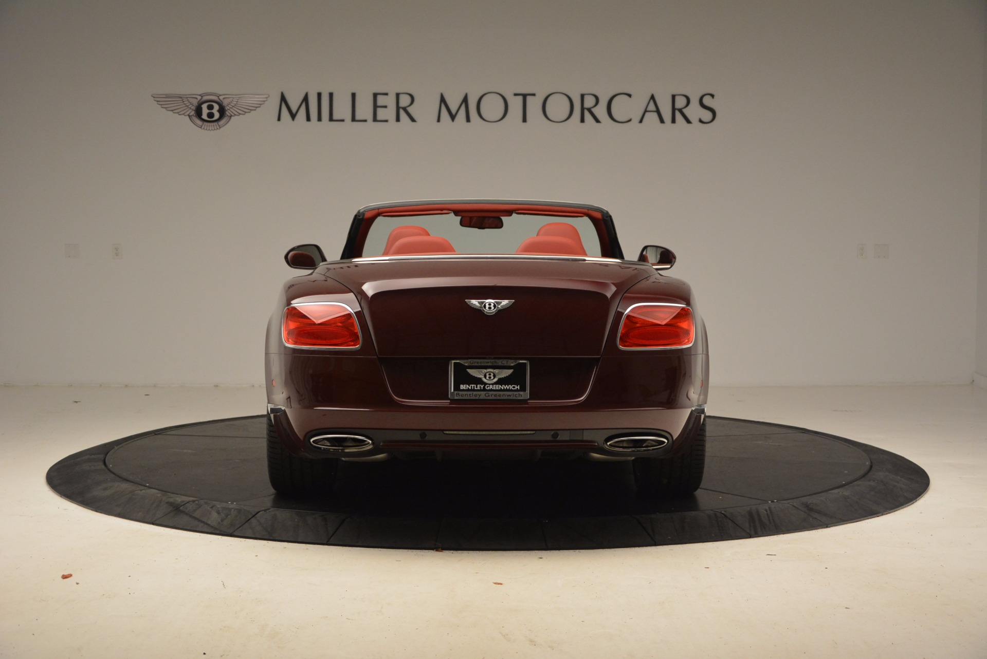 Used 2014 Bentley Continental GT W12 For Sale In Westport, CT 1516_p6