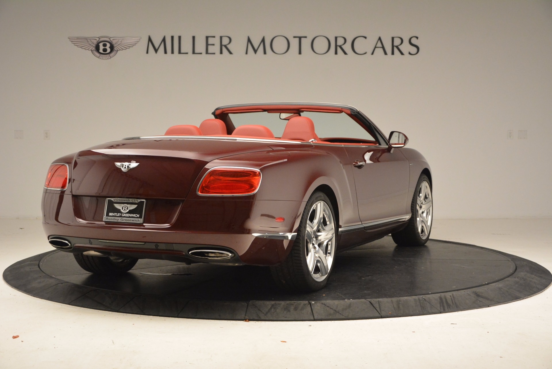 Used 2014 Bentley Continental GT W12 For Sale In Westport, CT 1516_p7
