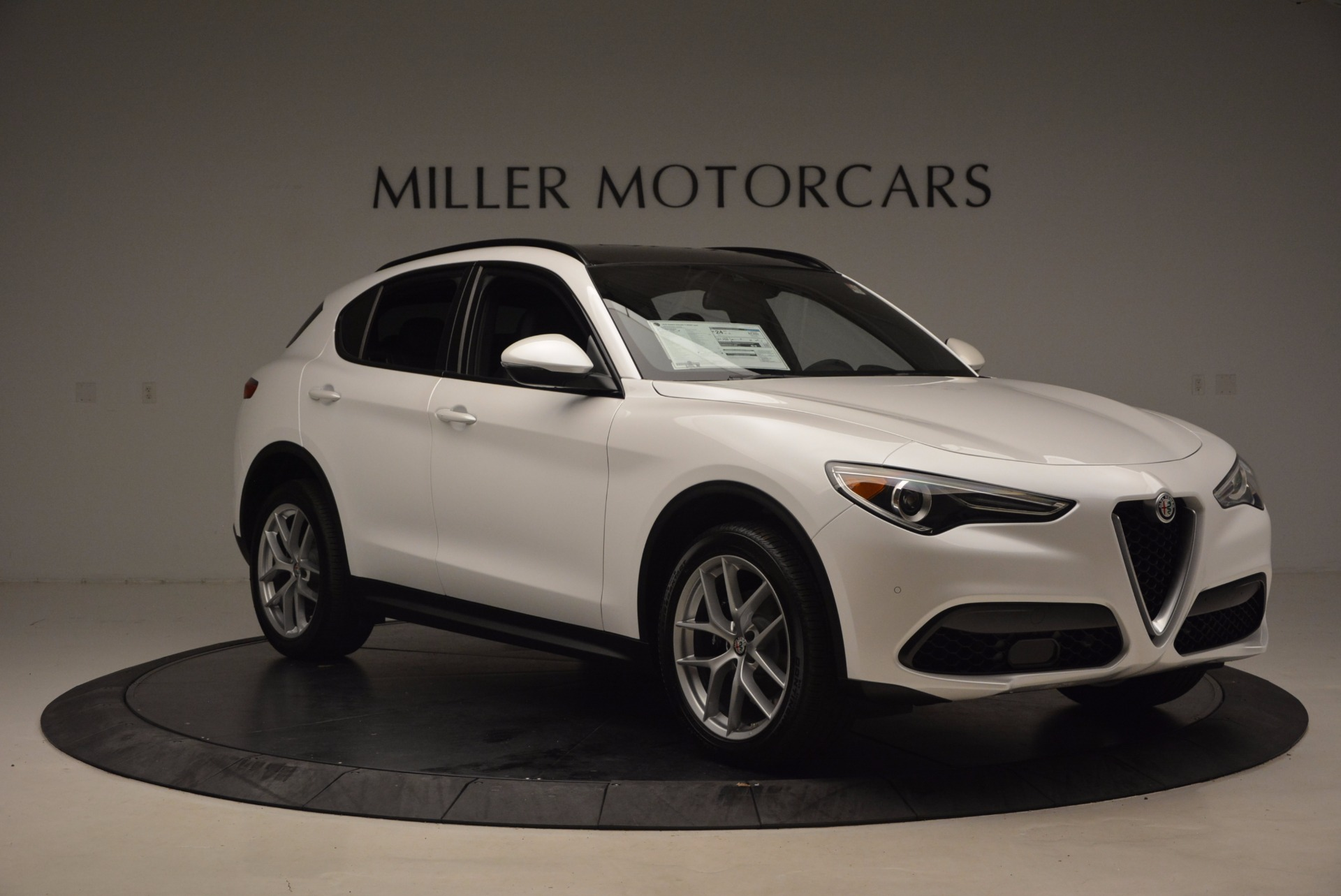 New 2018 Alfa Romeo Stelvio Ti Sport Q4 For Sale In Westport, CT 1517_p11
