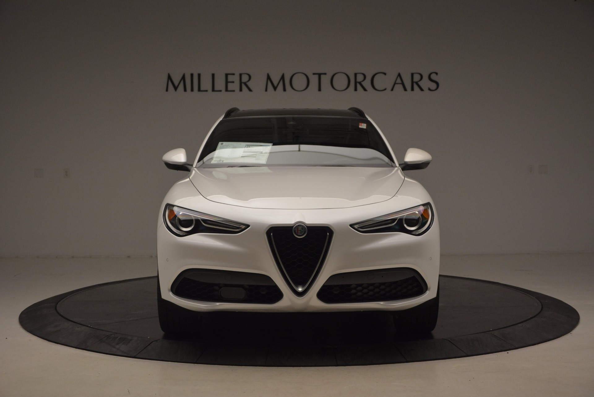New 2018 Alfa Romeo Stelvio Ti Sport Q4 For Sale In Westport, CT 1517_p12