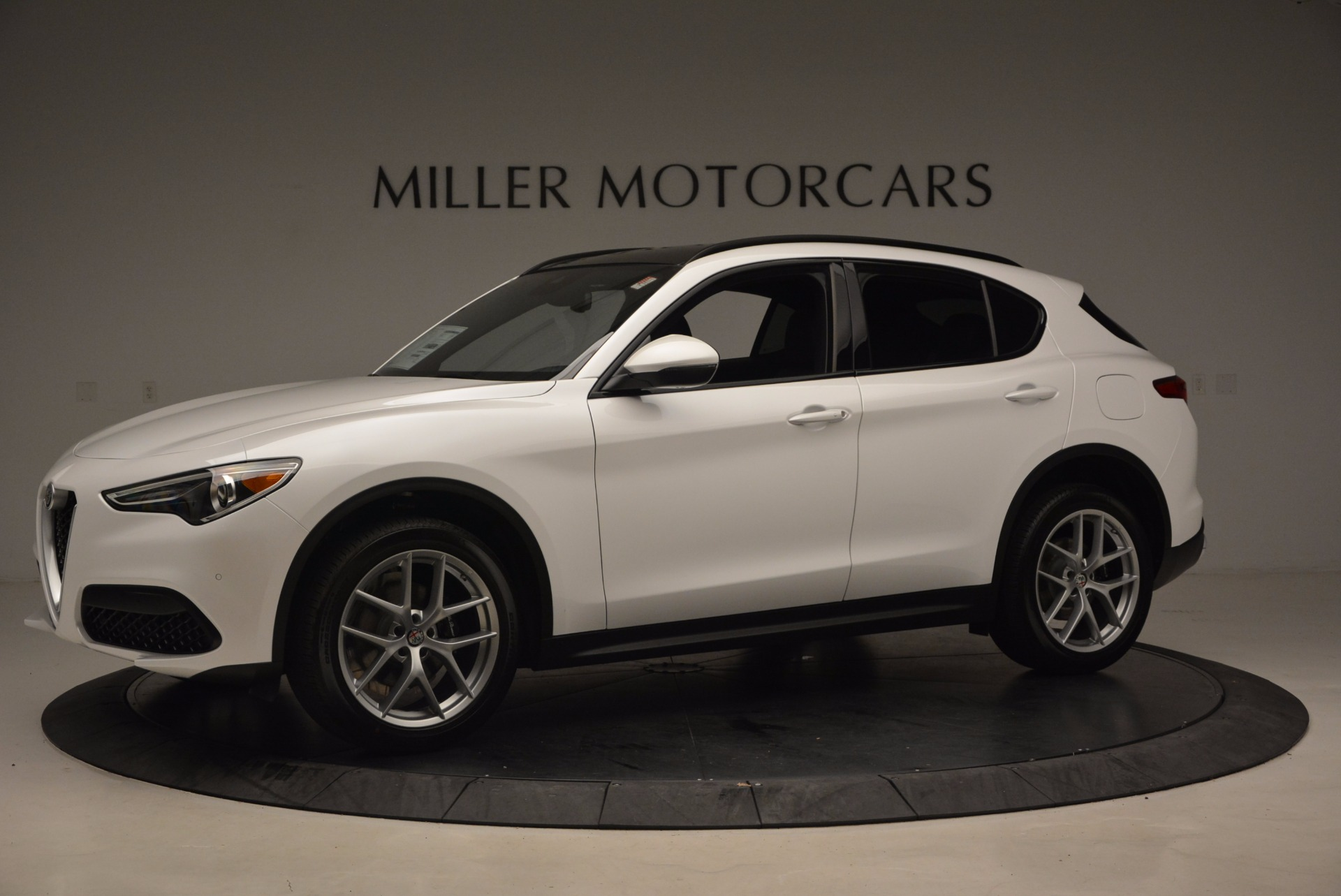 New 2018 Alfa Romeo Stelvio Ti Sport Q4 For Sale In Westport, CT 1517_p2