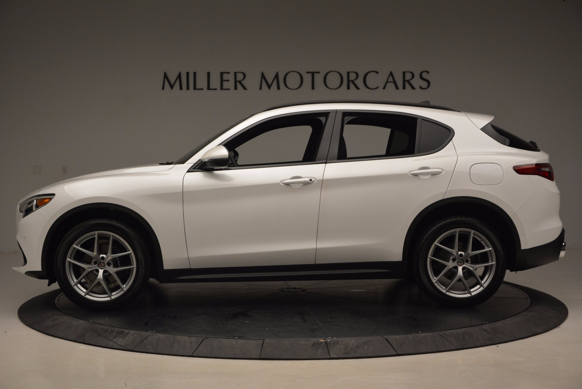 New 2018 Alfa Romeo Stelvio Ti Sport Q4 For Sale In Westport, CT 1517_p3