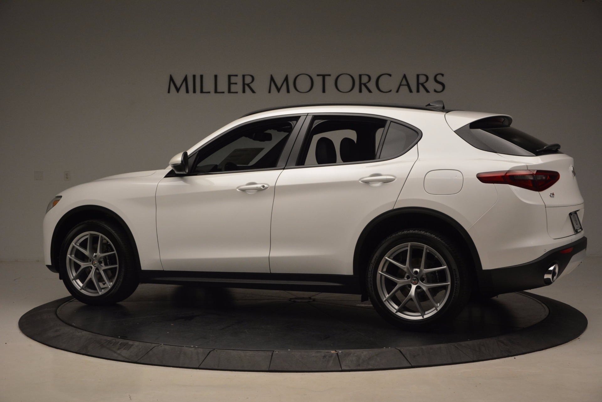 New 2018 Alfa Romeo Stelvio Ti Sport Q4 For Sale In Westport, CT 1517_p4
