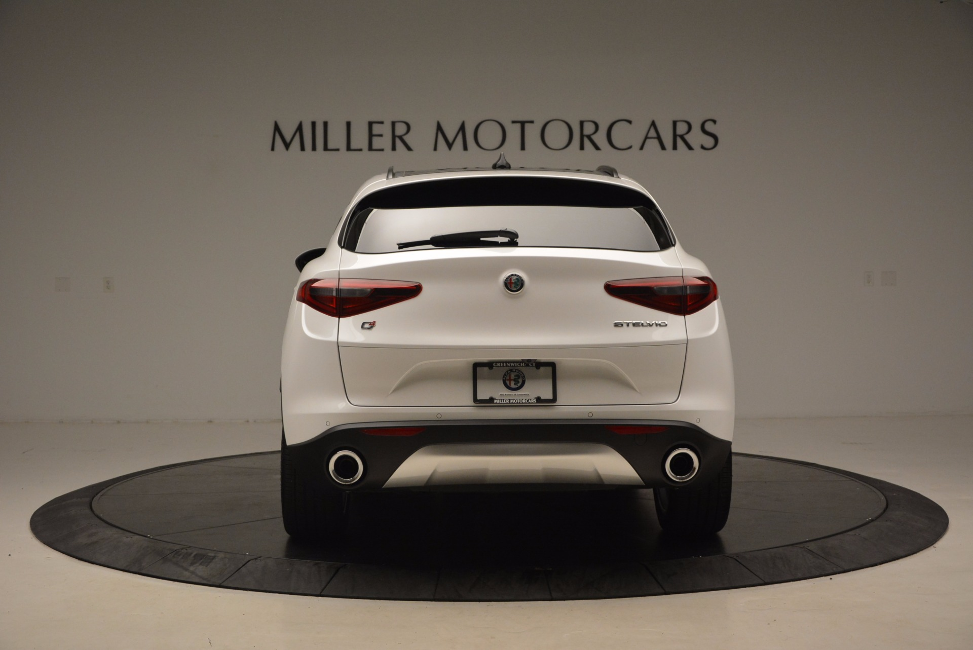 New 2018 Alfa Romeo Stelvio Ti Sport Q4 For Sale In Westport, CT 1517_p6