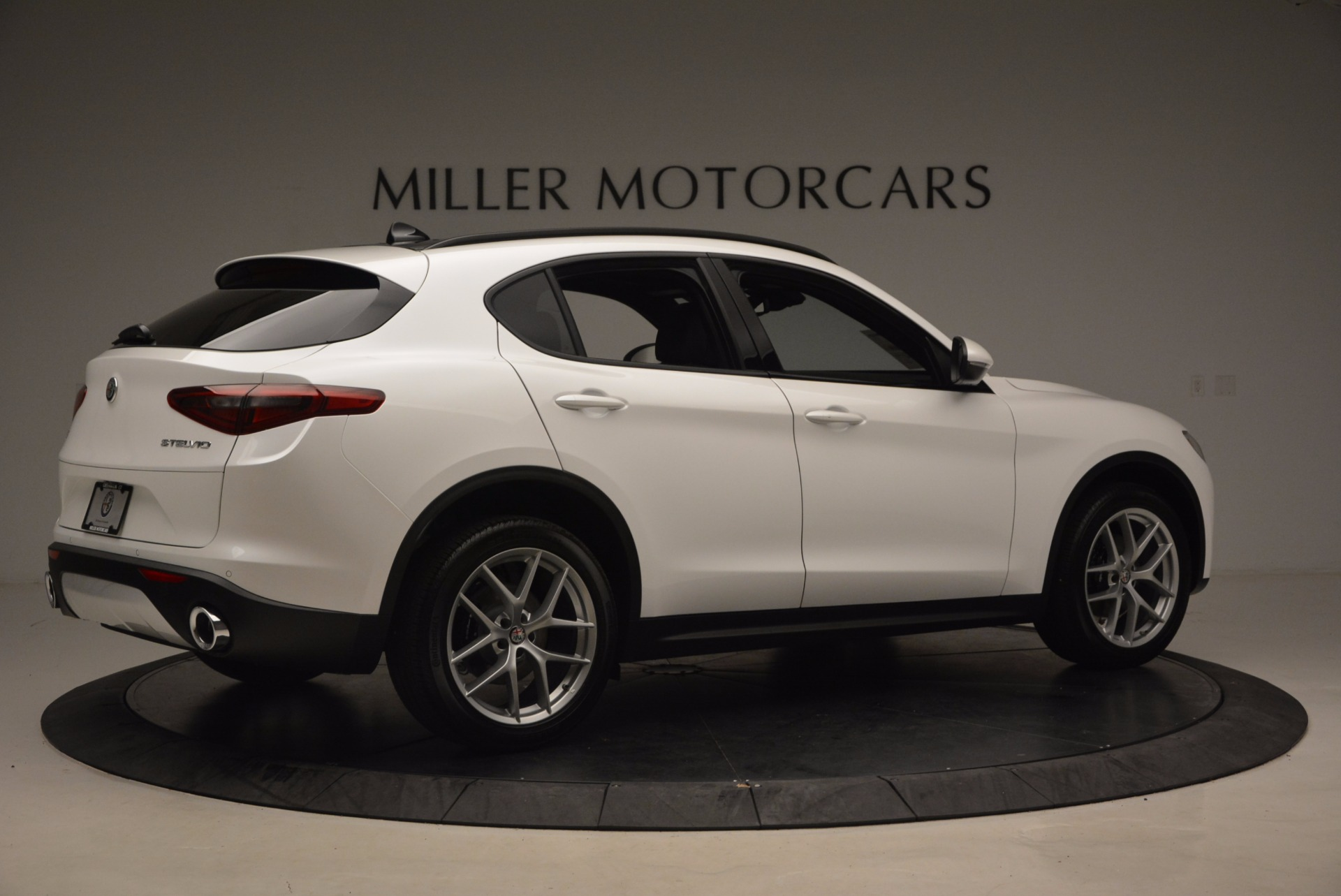 New 2018 Alfa Romeo Stelvio Ti Sport Q4 For Sale In Westport, CT 1517_p8