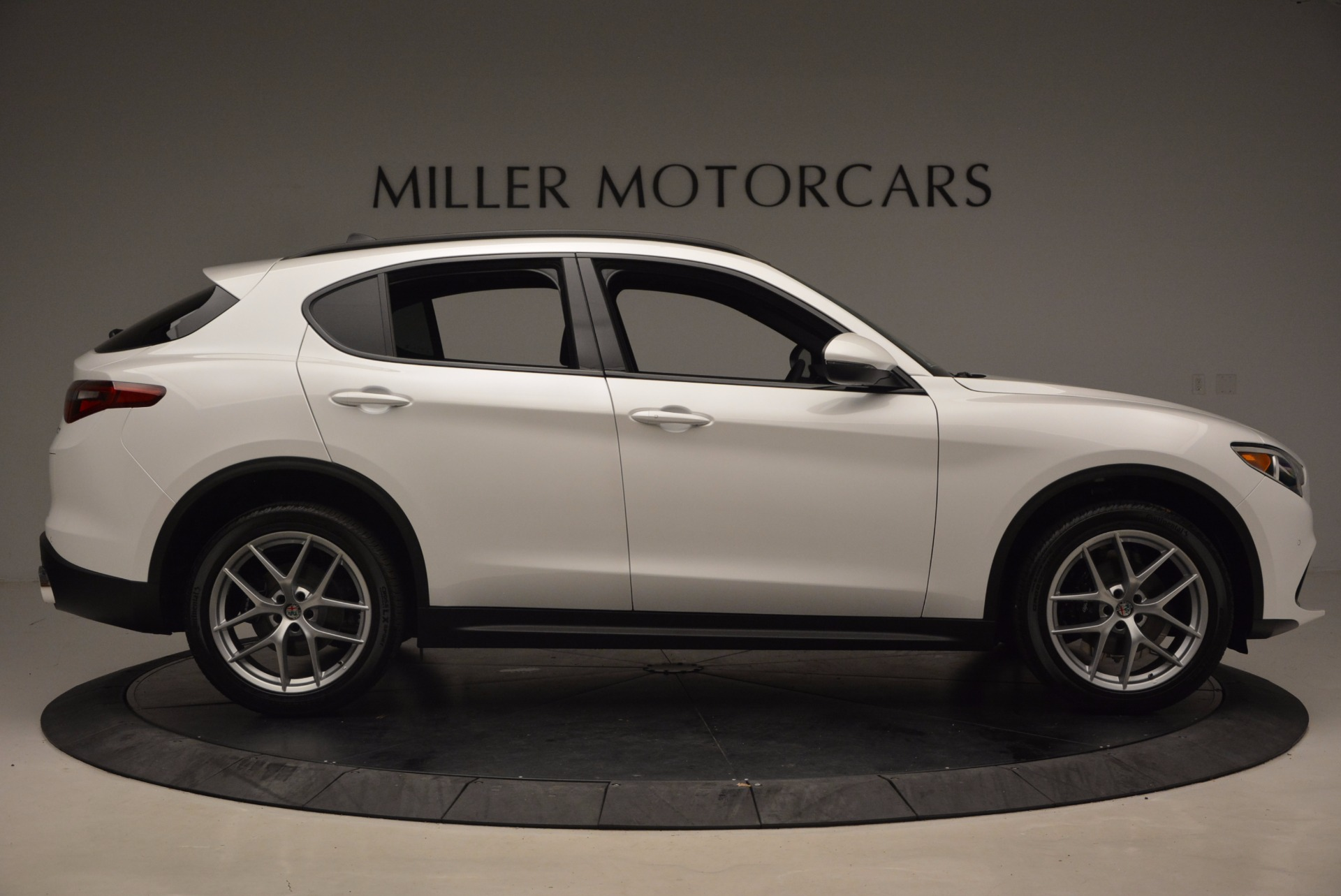 New 2018 Alfa Romeo Stelvio Ti Sport Q4 For Sale In Westport, CT 1517_p9