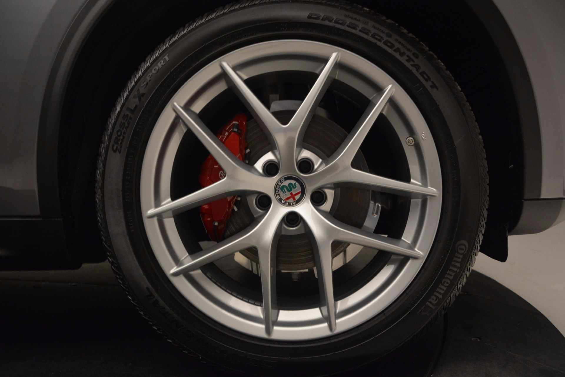 New 2018 Alfa Romeo Stelvio Q4 For Sale In Westport, CT 1518_p25