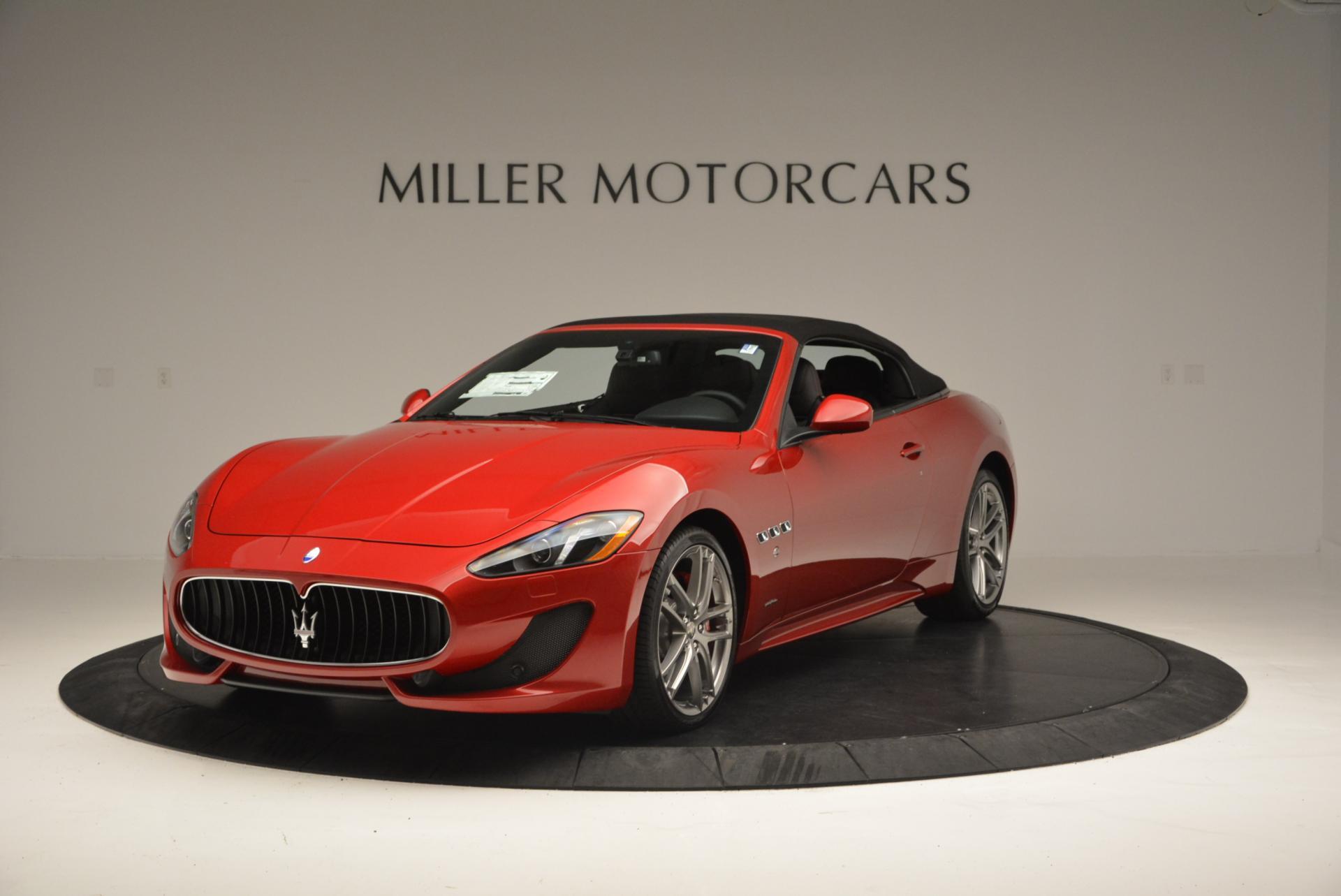 New 2017 Maserati GranTurismo Cab Sport For Sale In Westport, CT 152_p13
