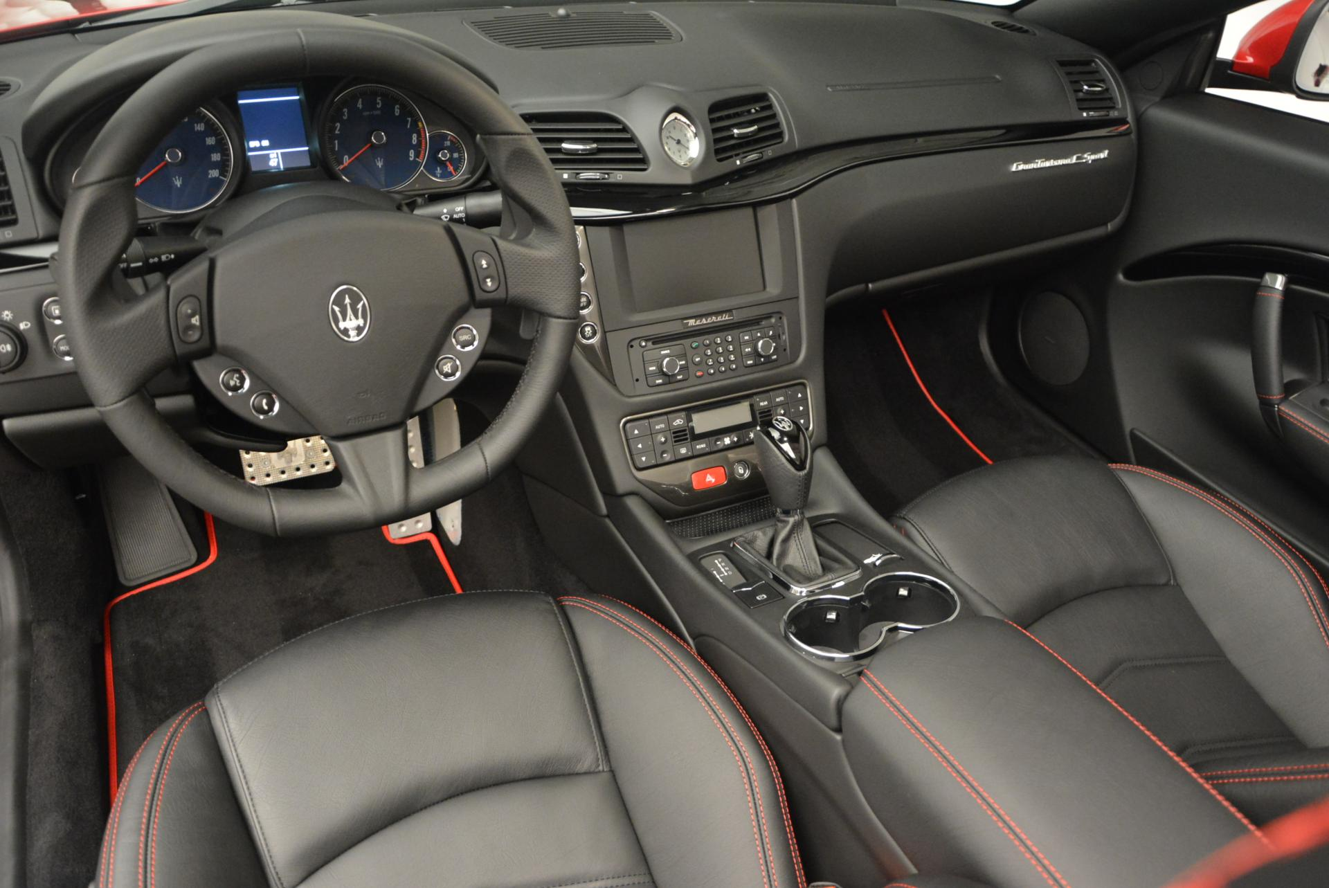 New 2017 Maserati GranTurismo Cab Sport For Sale In Westport, CT 152_p20