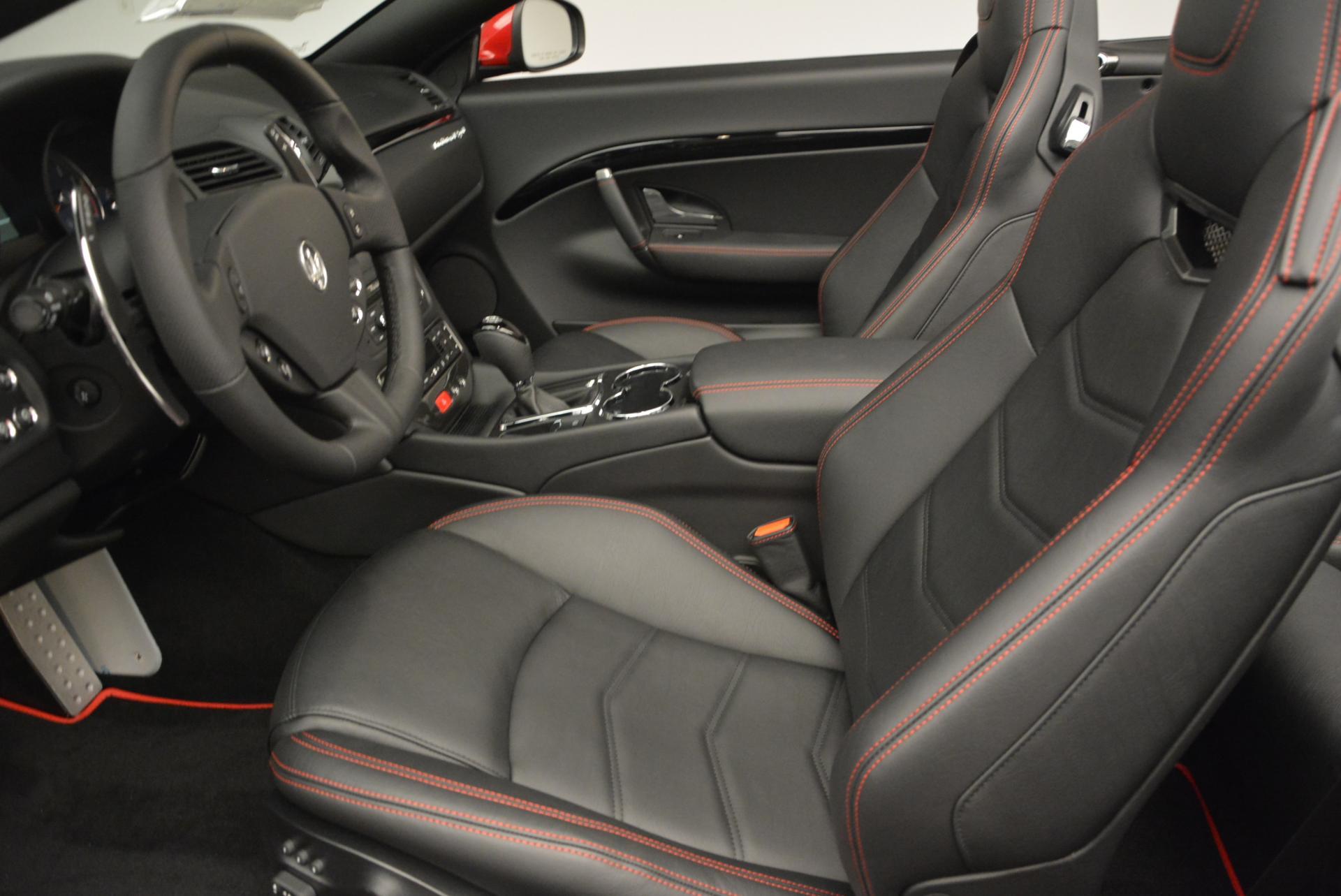 New 2017 Maserati GranTurismo Cab Sport For Sale In Westport, CT 152_p21