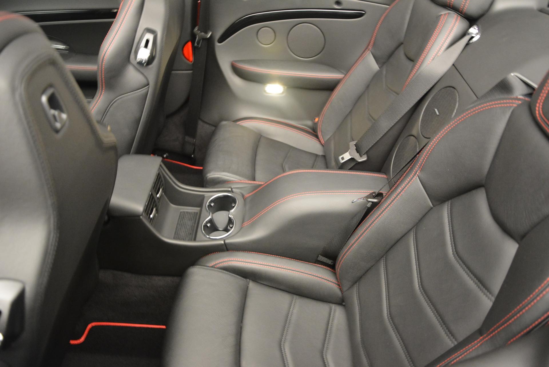 New 2017 Maserati GranTurismo Cab Sport For Sale In Westport, CT 152_p24