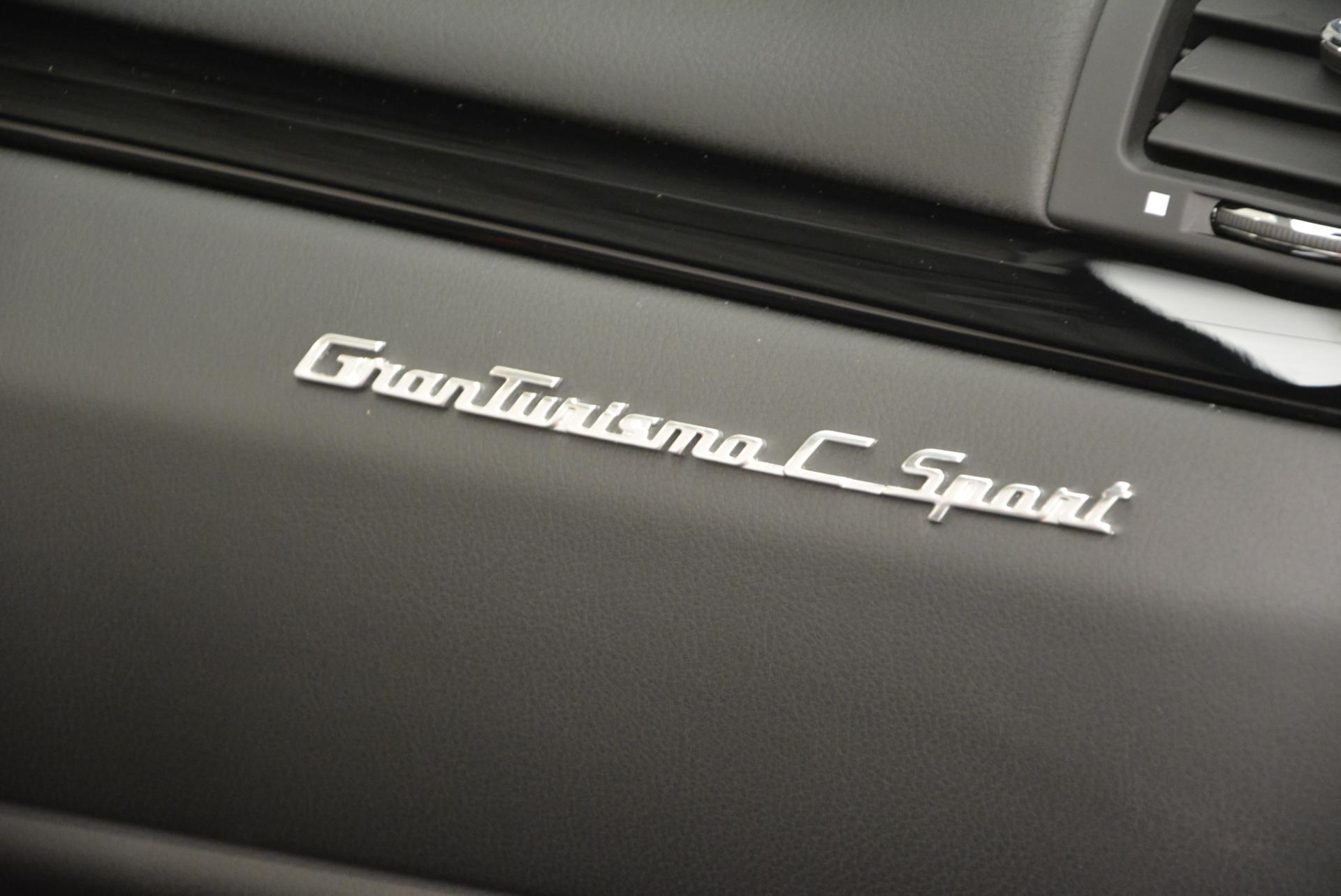 New 2017 Maserati GranTurismo Cab Sport For Sale In Westport, CT 152_p29