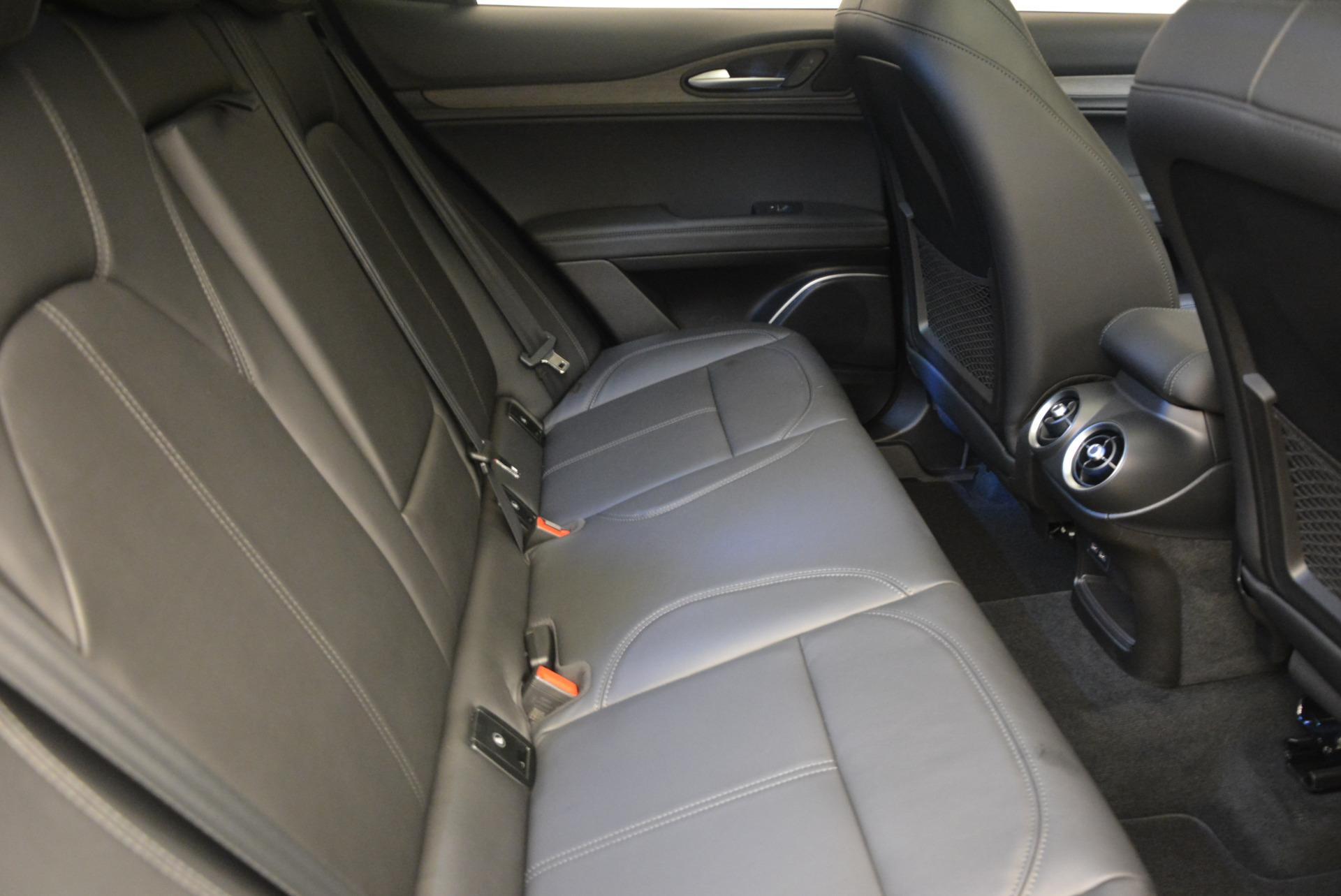 New 2018 Alfa Romeo Stelvio Ti Q4 For Sale In Westport, CT 1520_p23