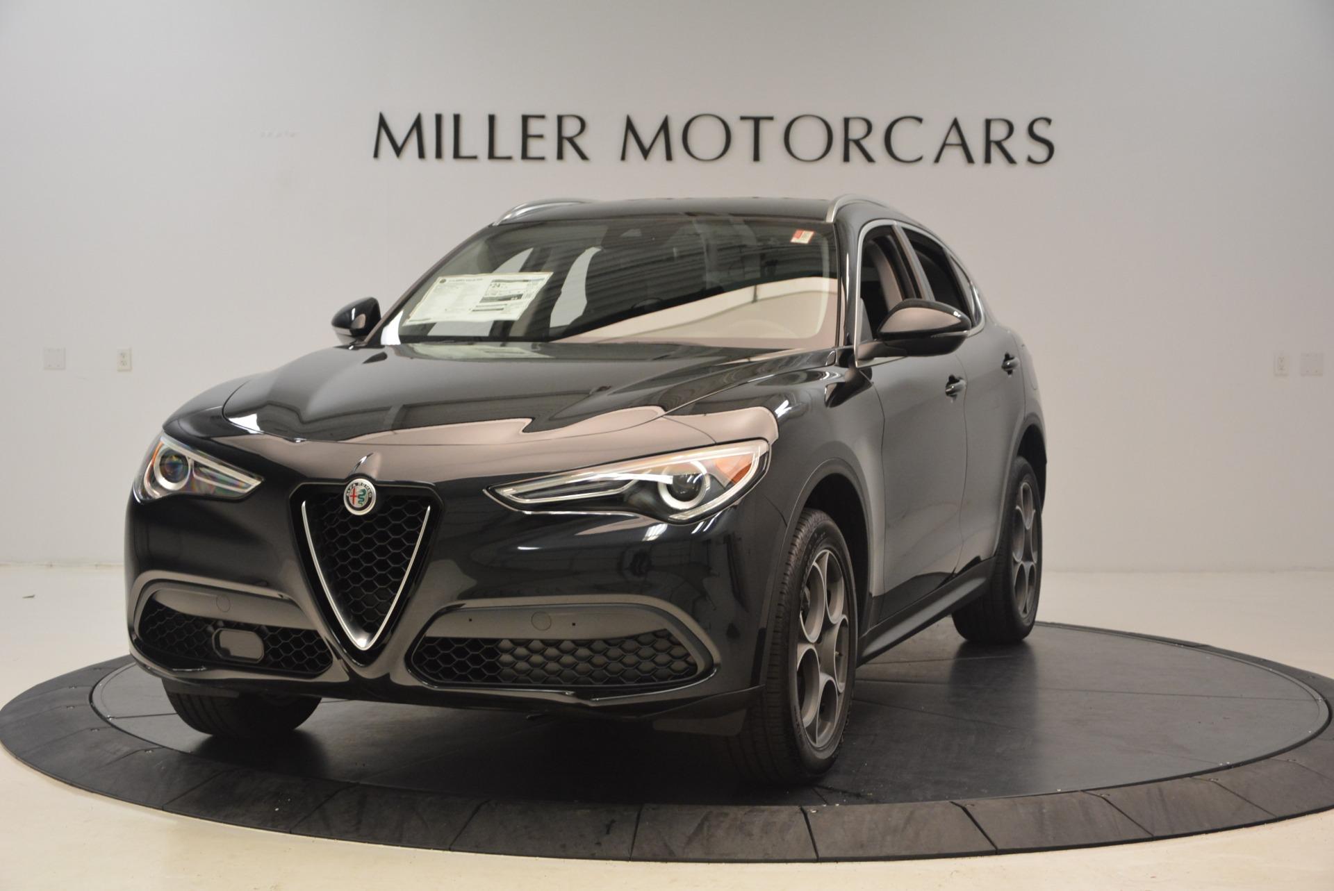 New 2018 Alfa Romeo Stelvio Q4 For Sale In Westport, CT 1522_main