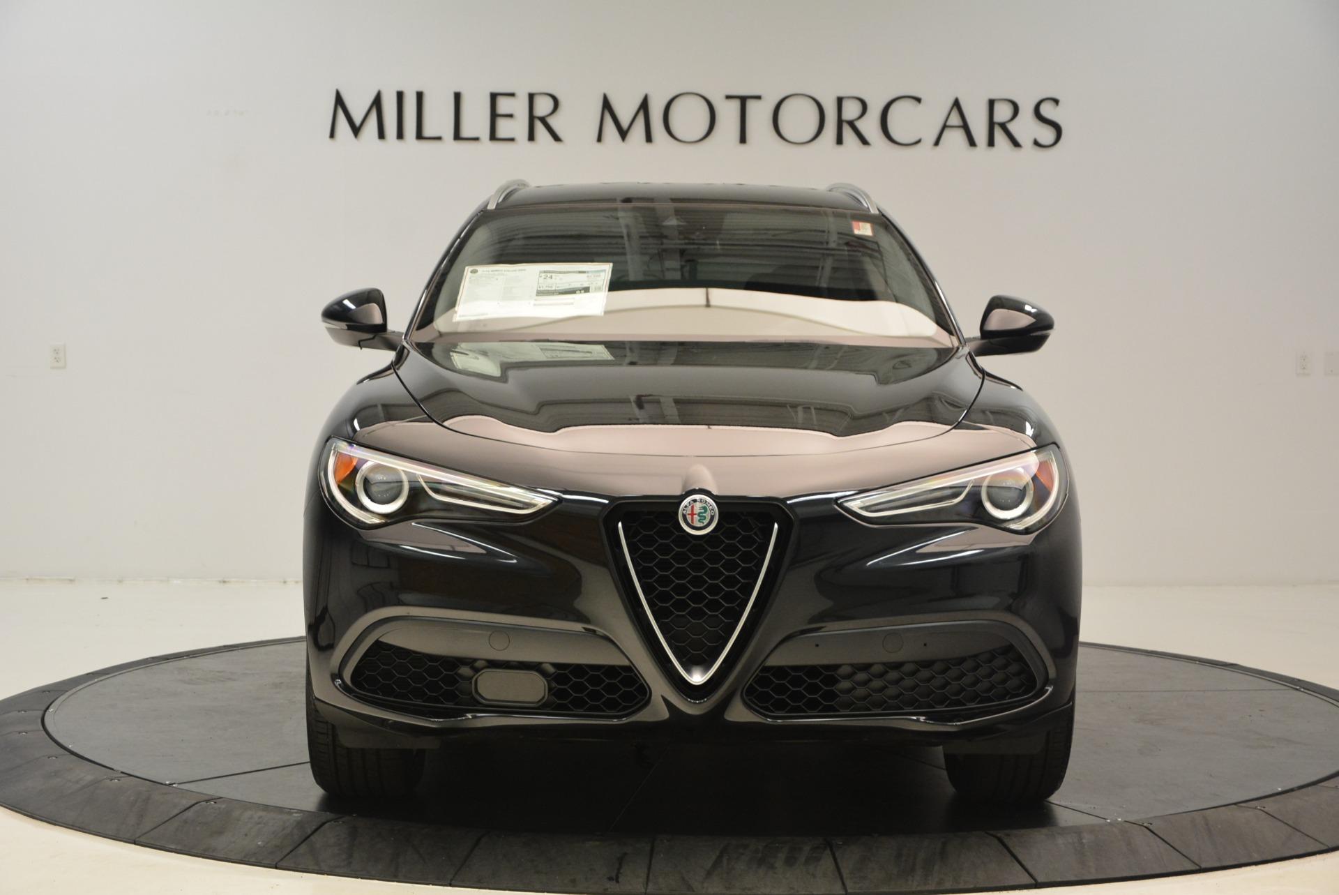 New 2018 Alfa Romeo Stelvio Q4 For Sale In Westport, CT 1522_p12