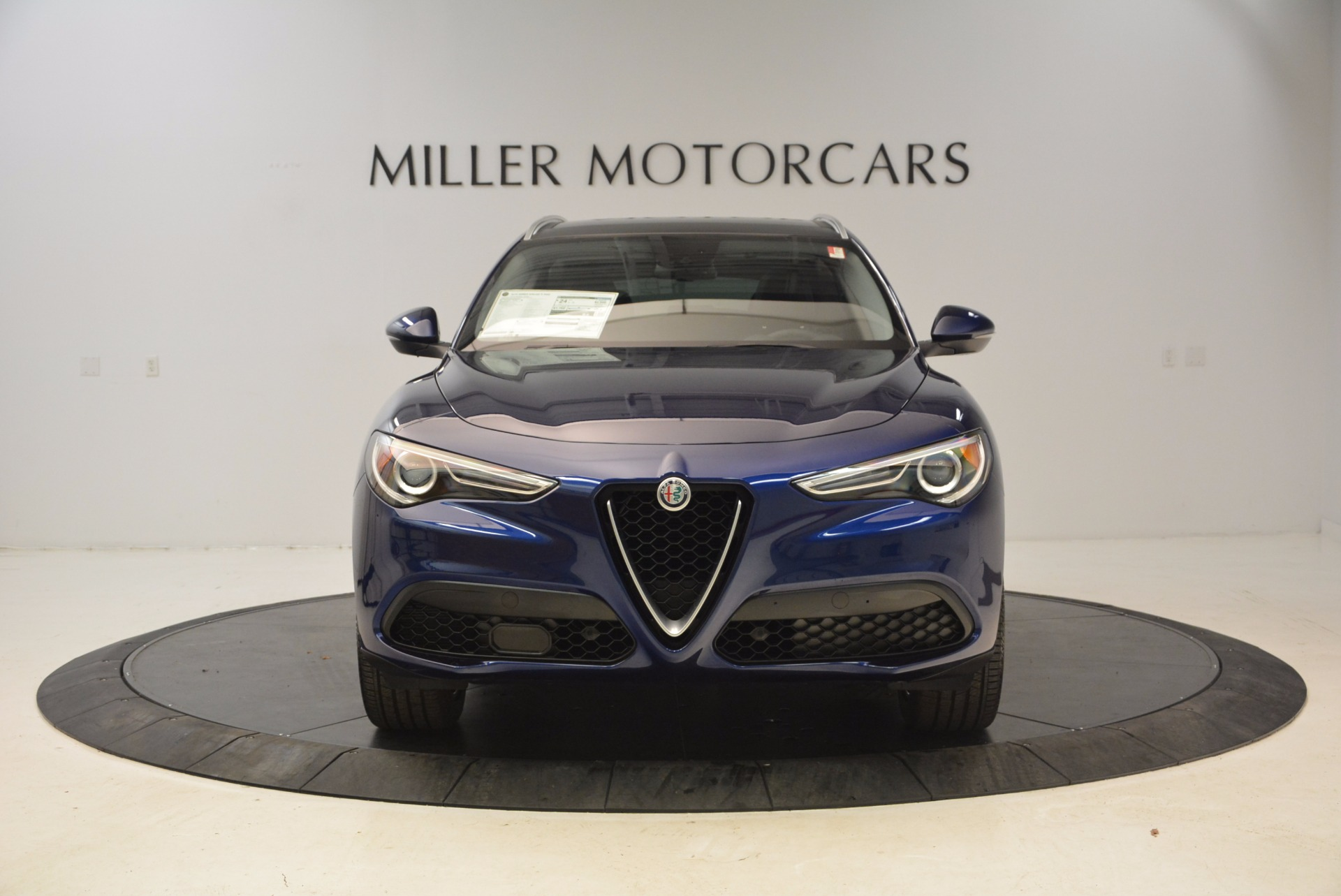New 2018 Alfa Romeo Stelvio Ti Q4 For Sale In Westport, CT 1524_p12
