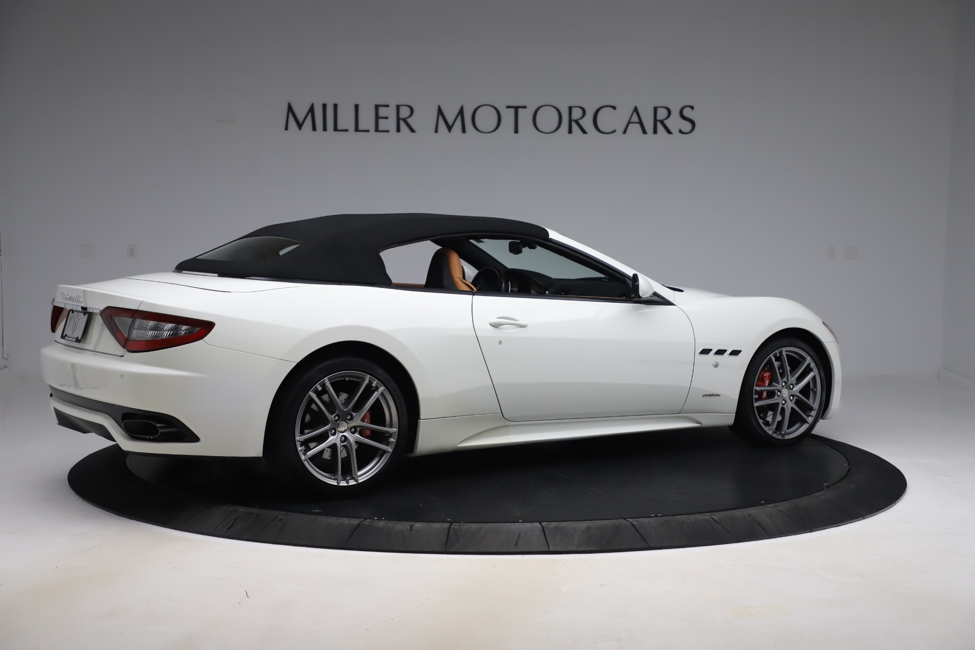 New 2017 Maserati GranTurismo Convertible Sport For Sale In Westport, CT 153_p19