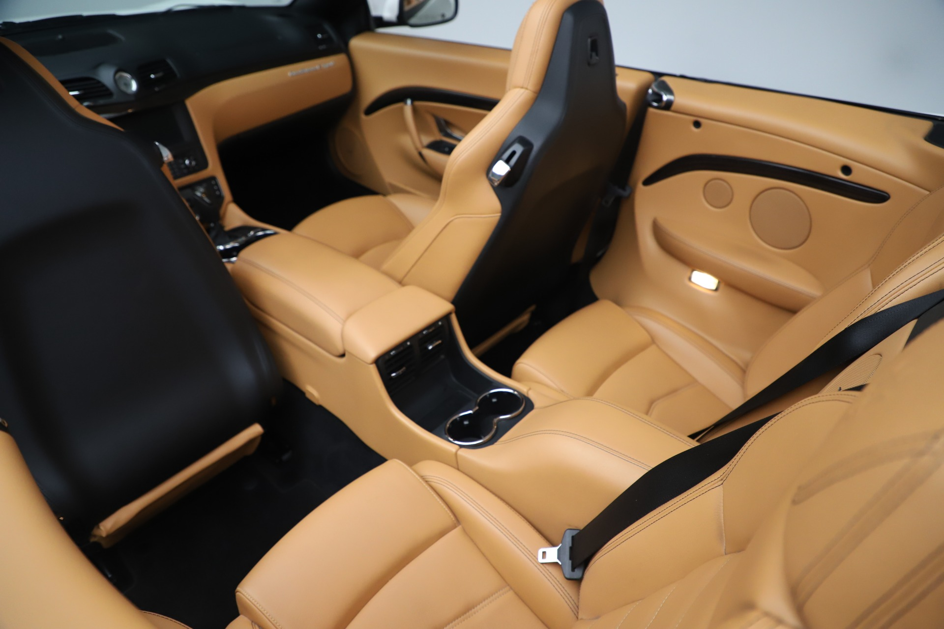 New 2017 Maserati GranTurismo Convertible Sport For Sale In Westport, CT 153_p29
