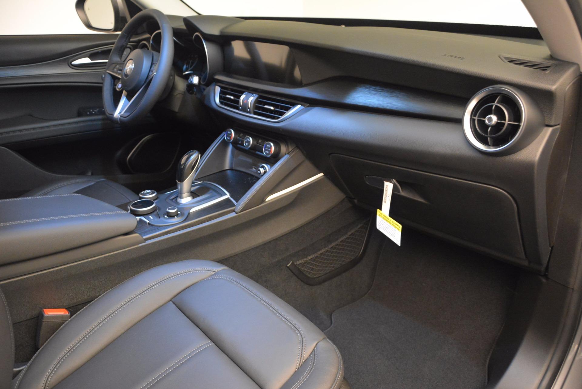 New 2018 Alfa Romeo Stelvio Q4 For Sale In Westport, CT 1530_p19