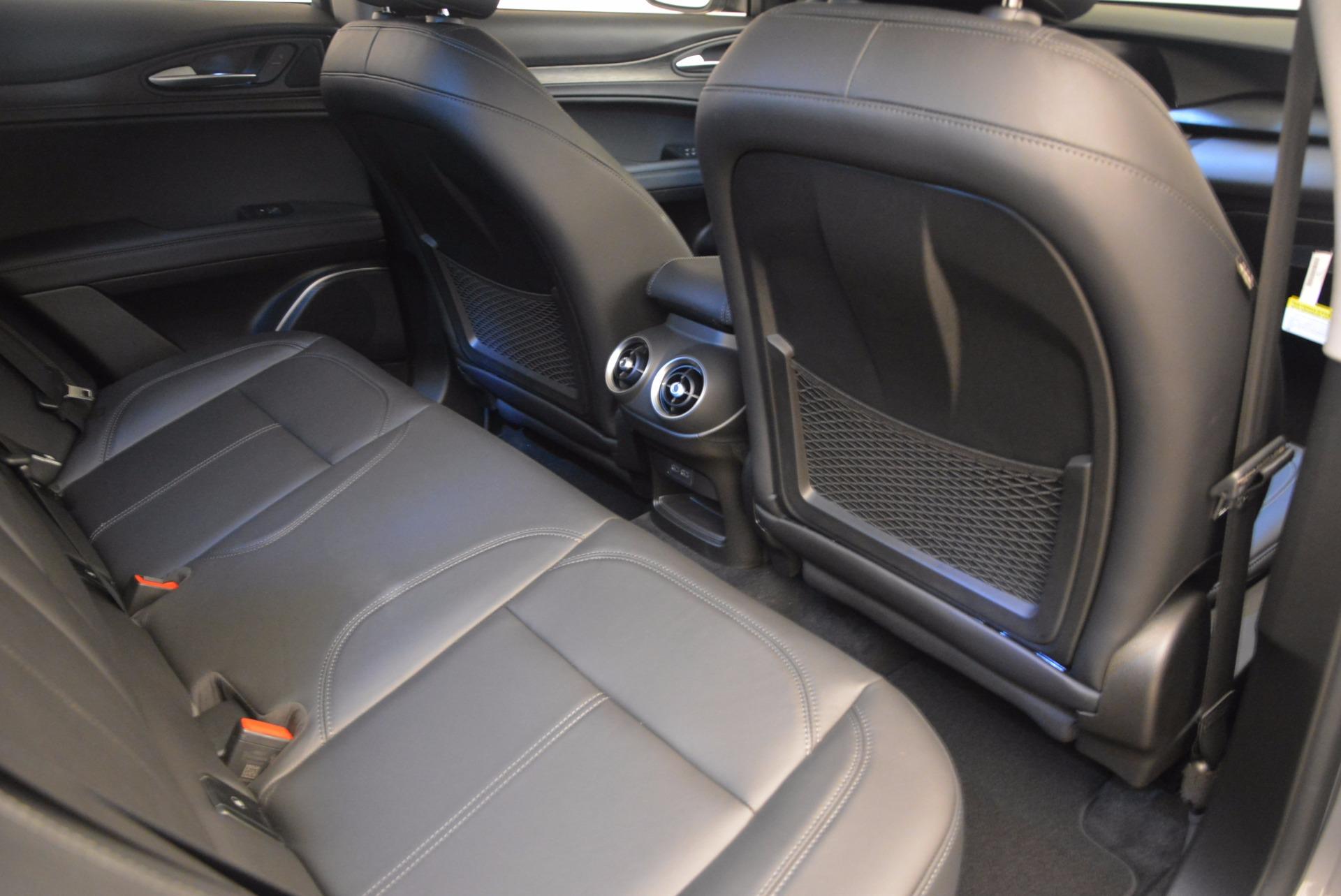 New 2018 Alfa Romeo Stelvio Q4 For Sale In Westport, CT 1530_p22