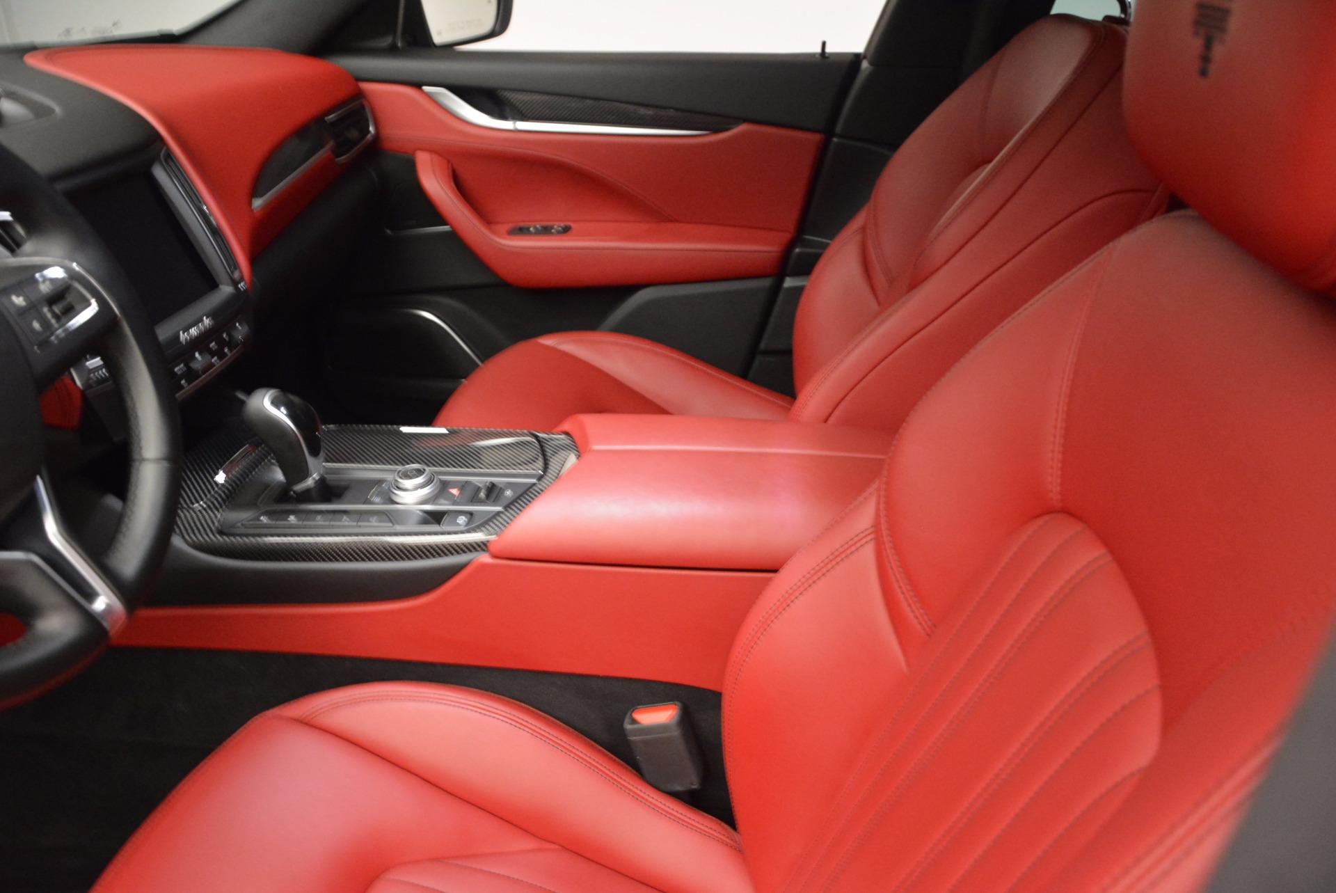 Used 2017 Maserati Levante S Q4 For Sale In Westport, CT 1533_p15
