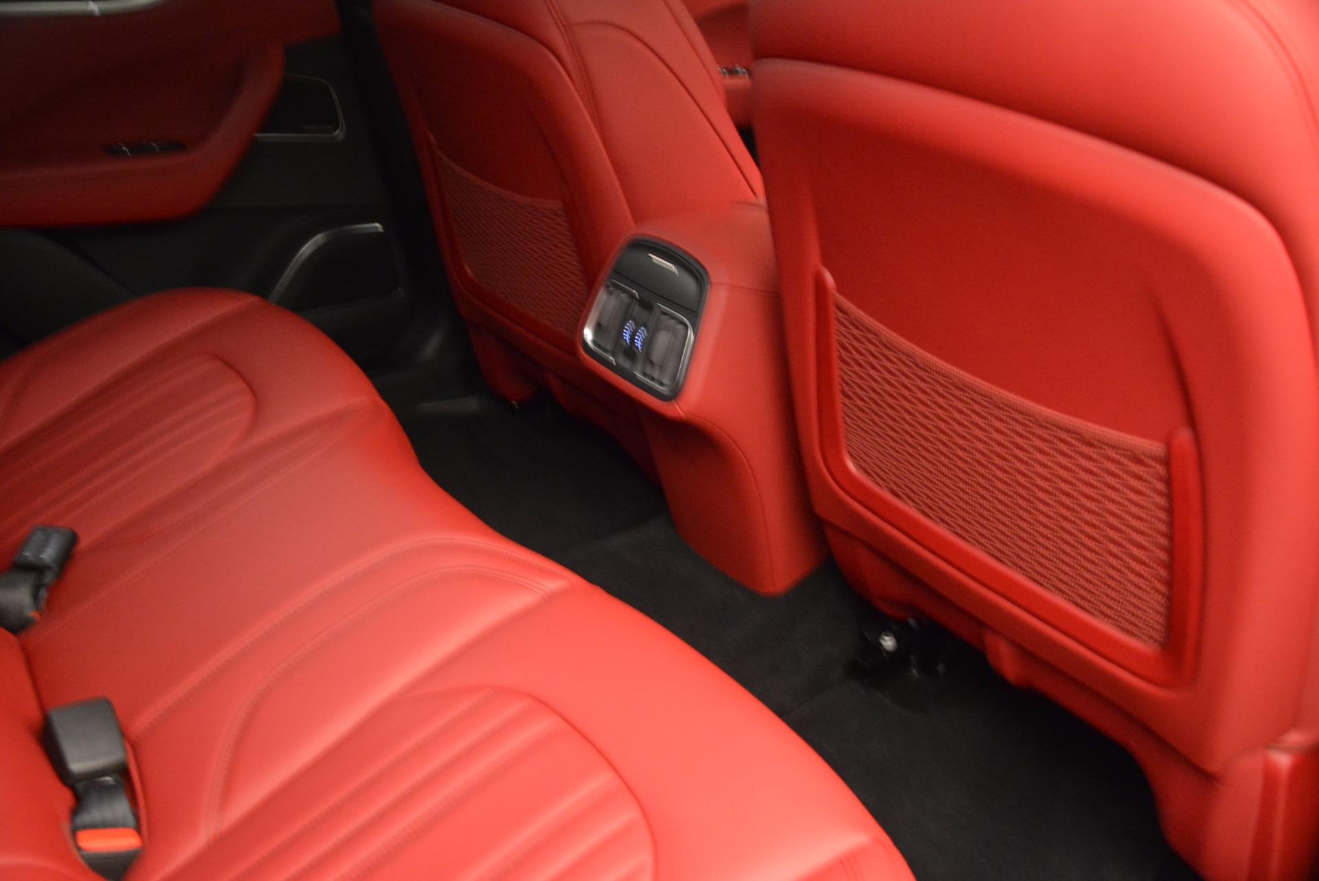 Used 2017 Maserati Levante S Q4 For Sale In Westport, CT 1533_p20