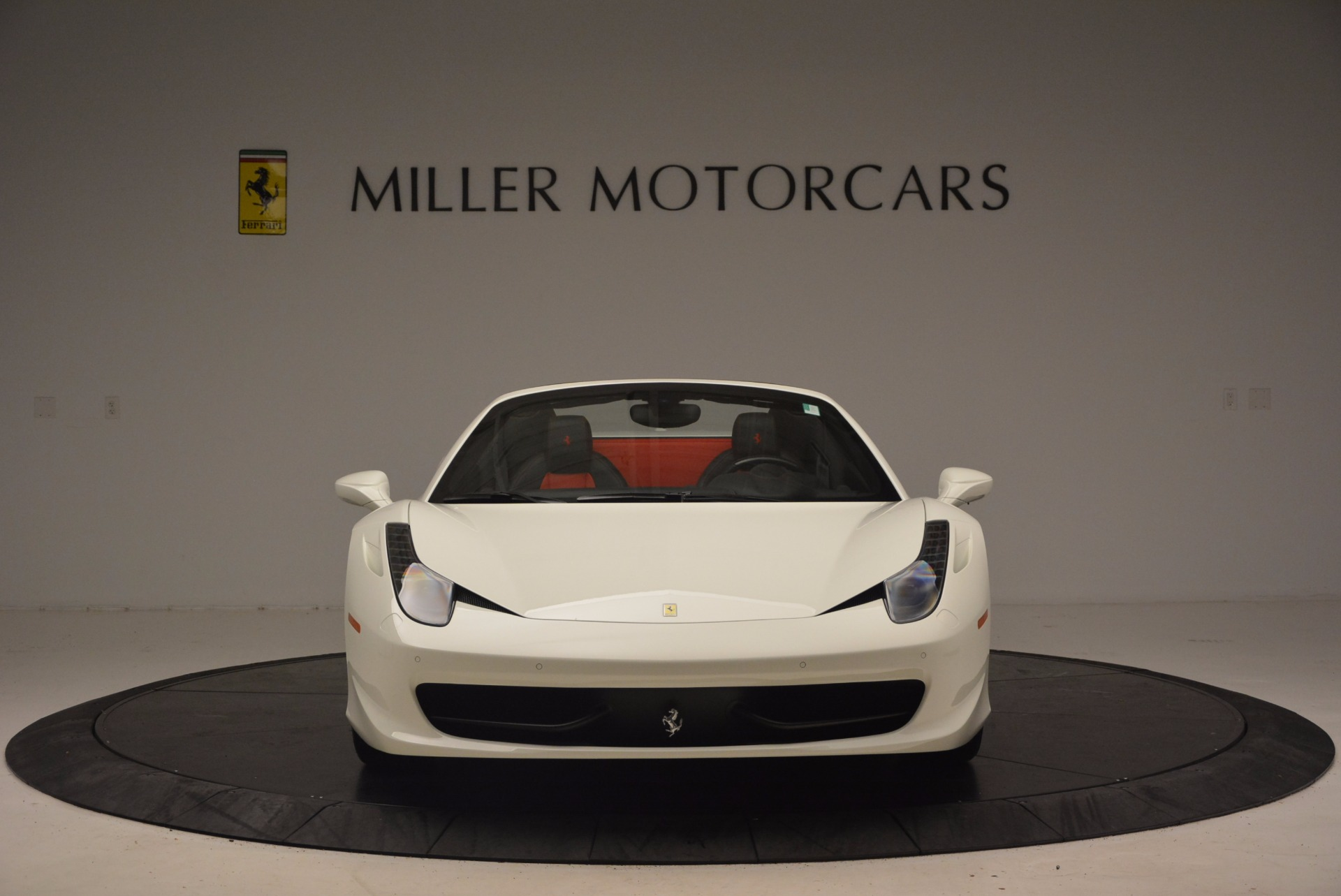 Used 2015 Ferrari 458 Spider  For Sale In Westport, CT 1534_p12