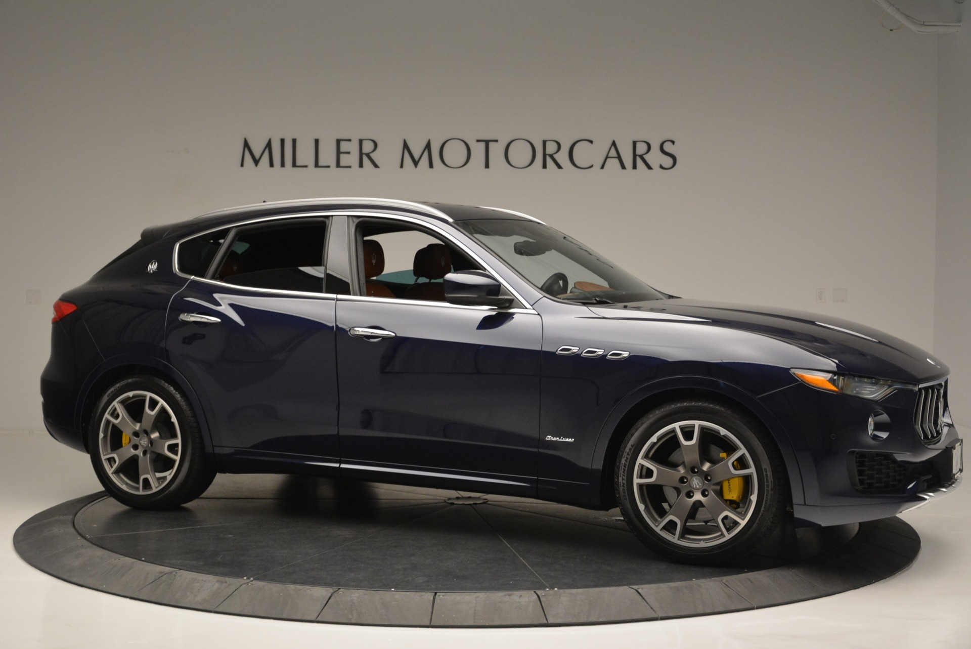 New 2018 Maserati Levante Q4 GranLusso For Sale In Westport, CT 1536_p10