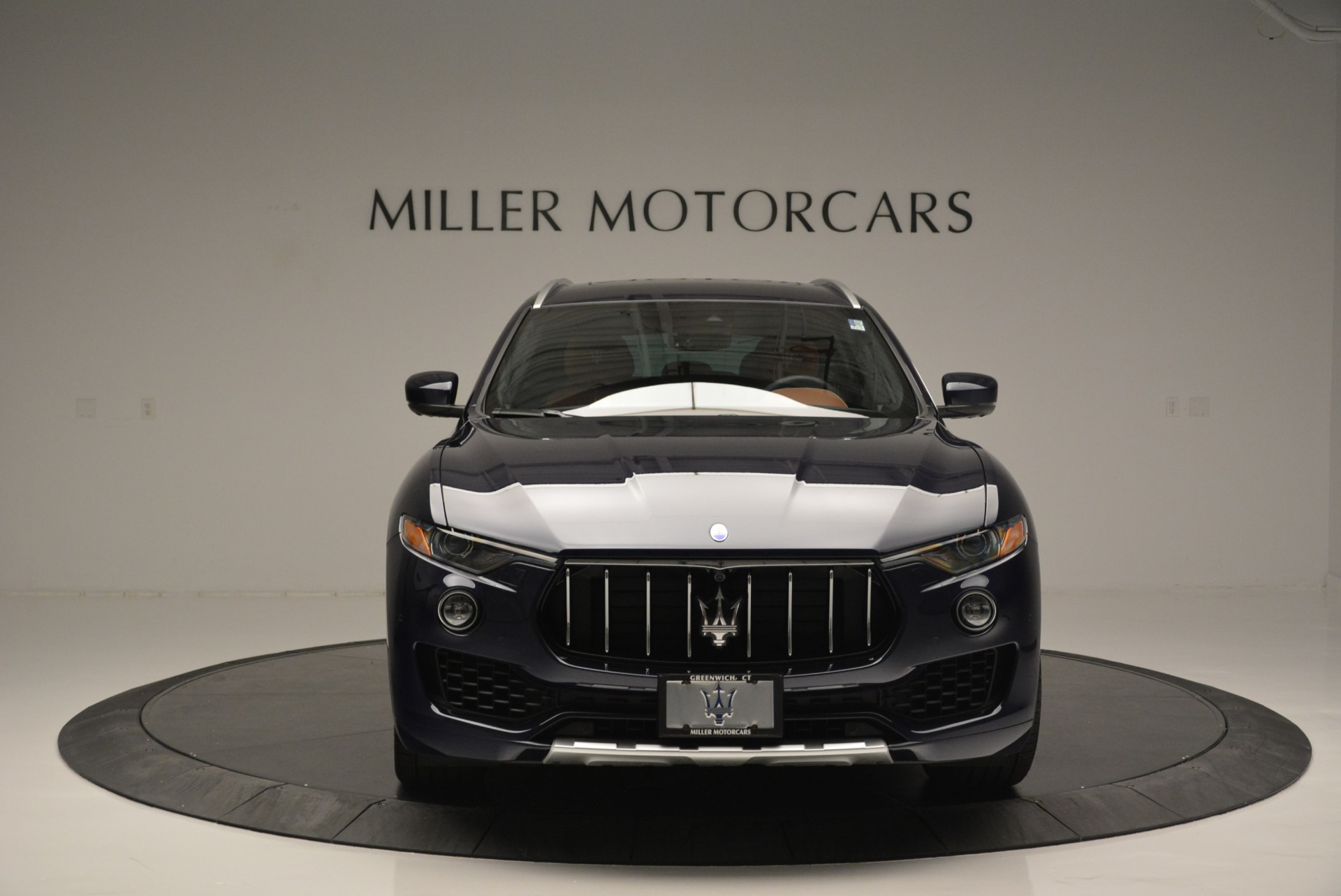 New 2018 Maserati Levante Q4 GranLusso For Sale In Westport, CT 1536_p12