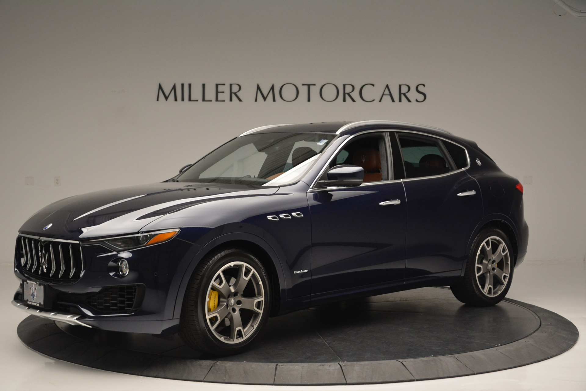 New 2018 Maserati Levante Q4 GranLusso For Sale In Westport, CT 1536_p2