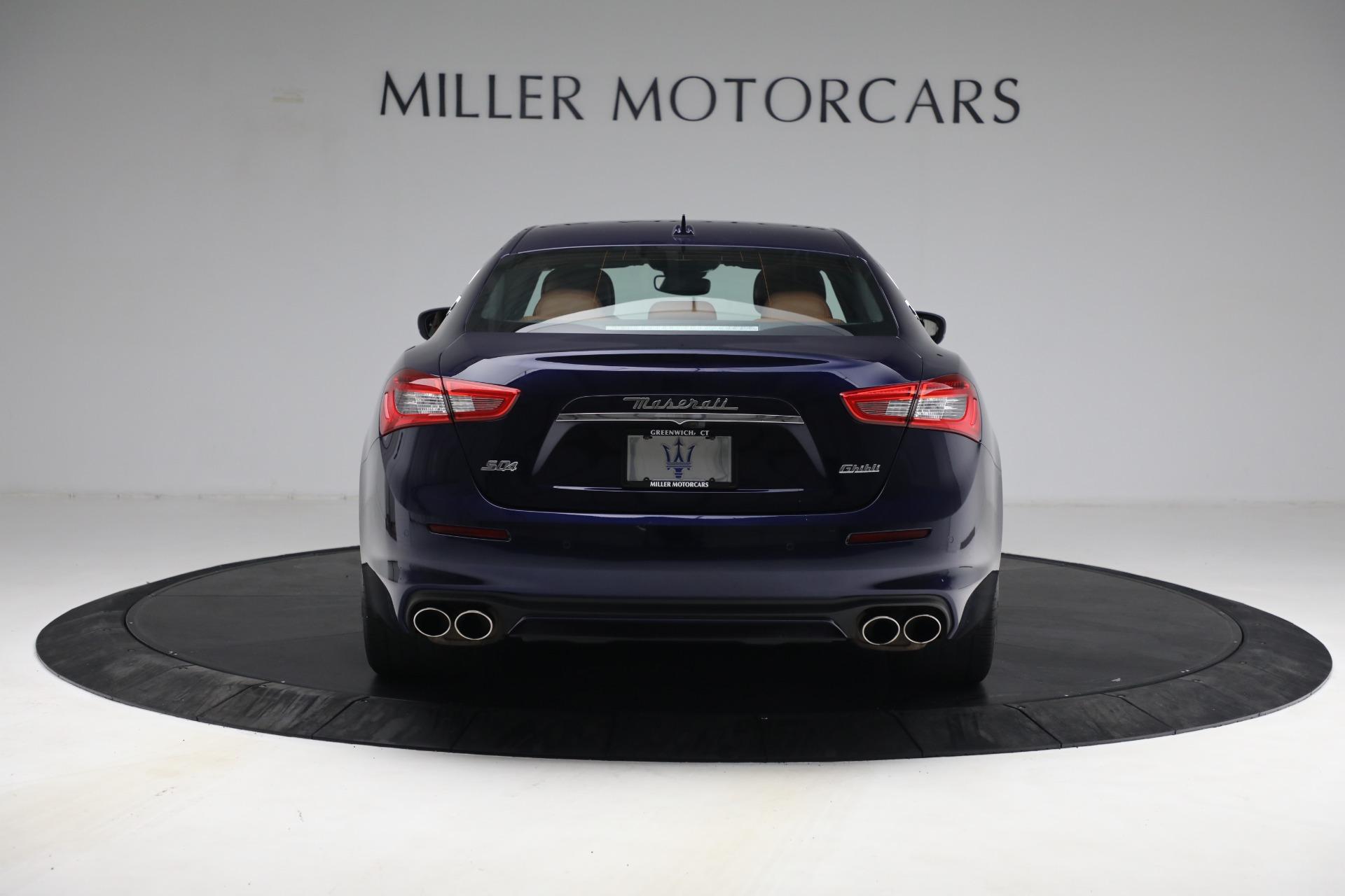 New 2018 Maserati Ghibli S Q4 GranLusso For Sale In Westport, CT 1539_p5