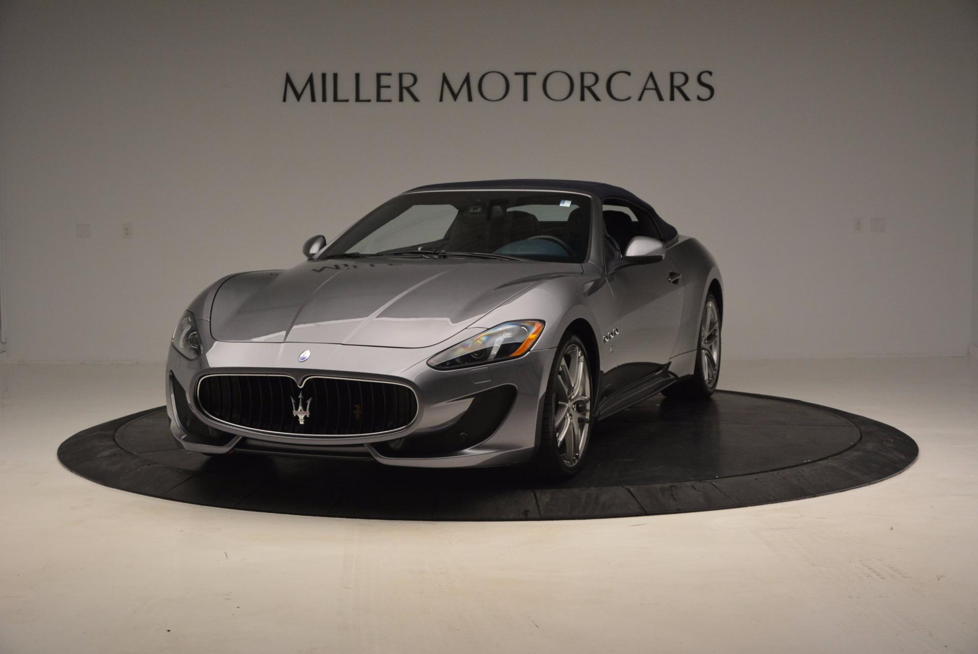 New 2016 Maserati GranTurismo Convertible Sport For Sale In Westport, CT 154_p10