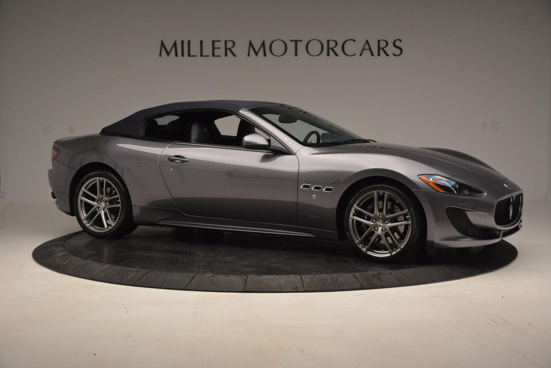 New 2016 Maserati GranTurismo Convertible Sport For Sale In Westport, CT 154_p15