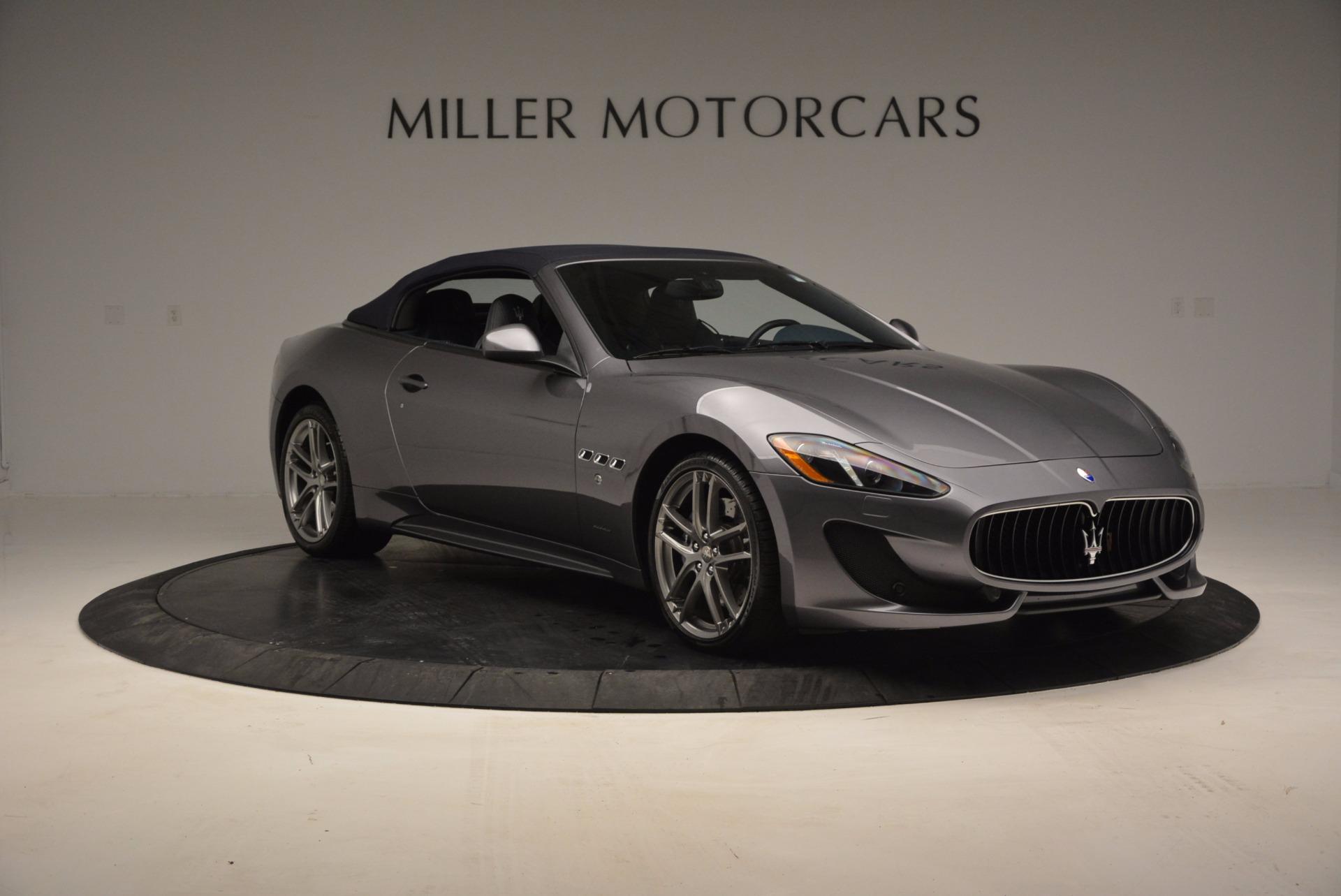 New 2016 Maserati GranTurismo Convertible Sport For Sale In Westport, CT 154_p16