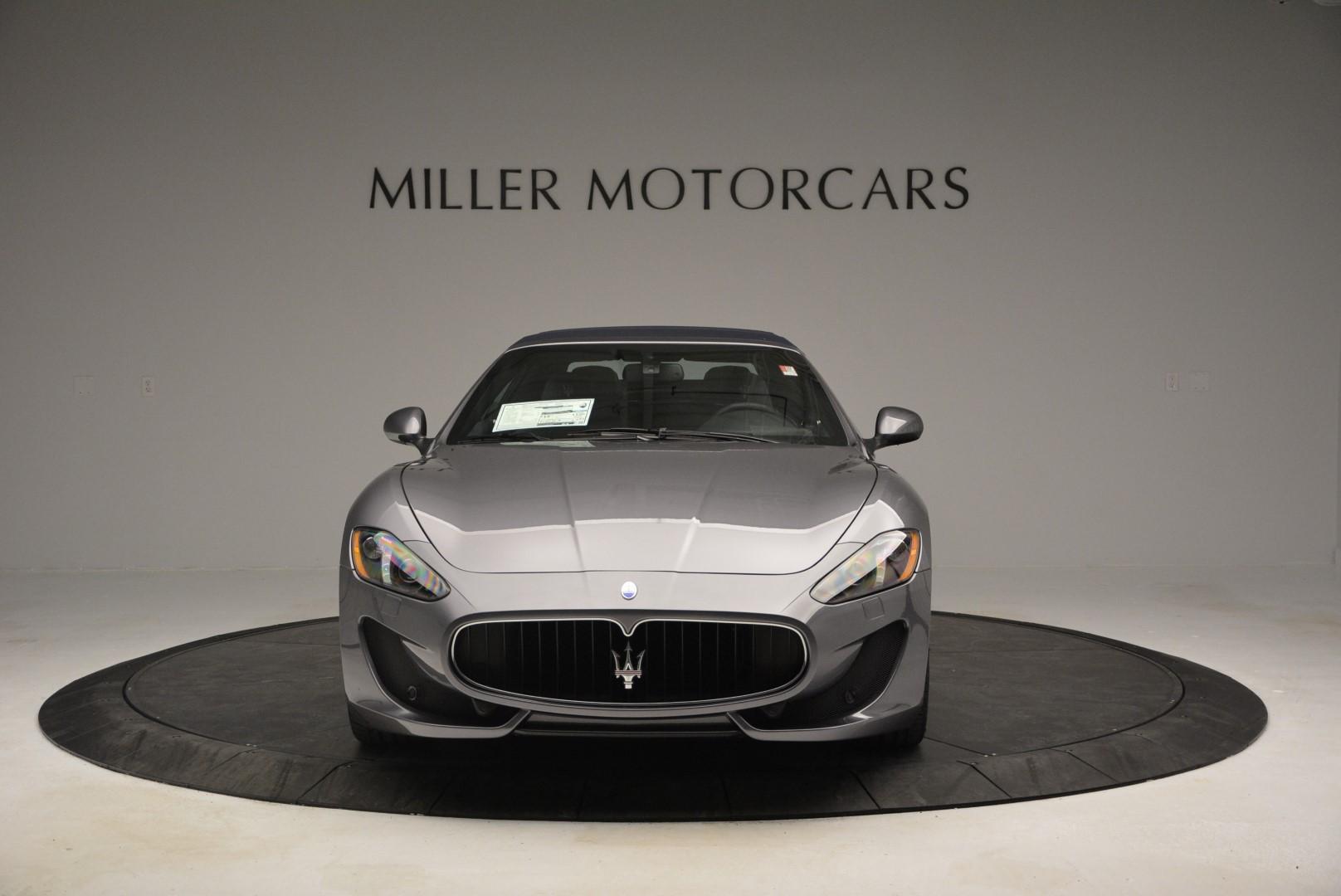 New 2016 Maserati GranTurismo Convertible Sport For Sale In Westport, CT 154_p17