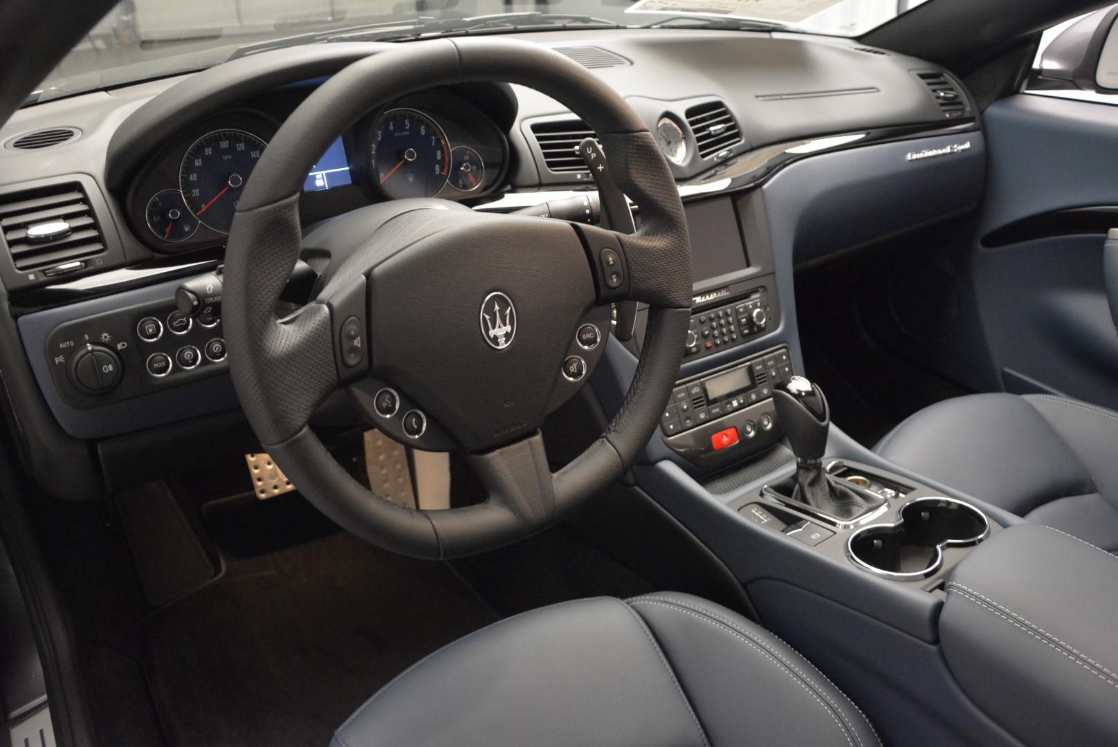 New 2016 Maserati GranTurismo Convertible Sport For Sale In Westport, CT 154_p20
