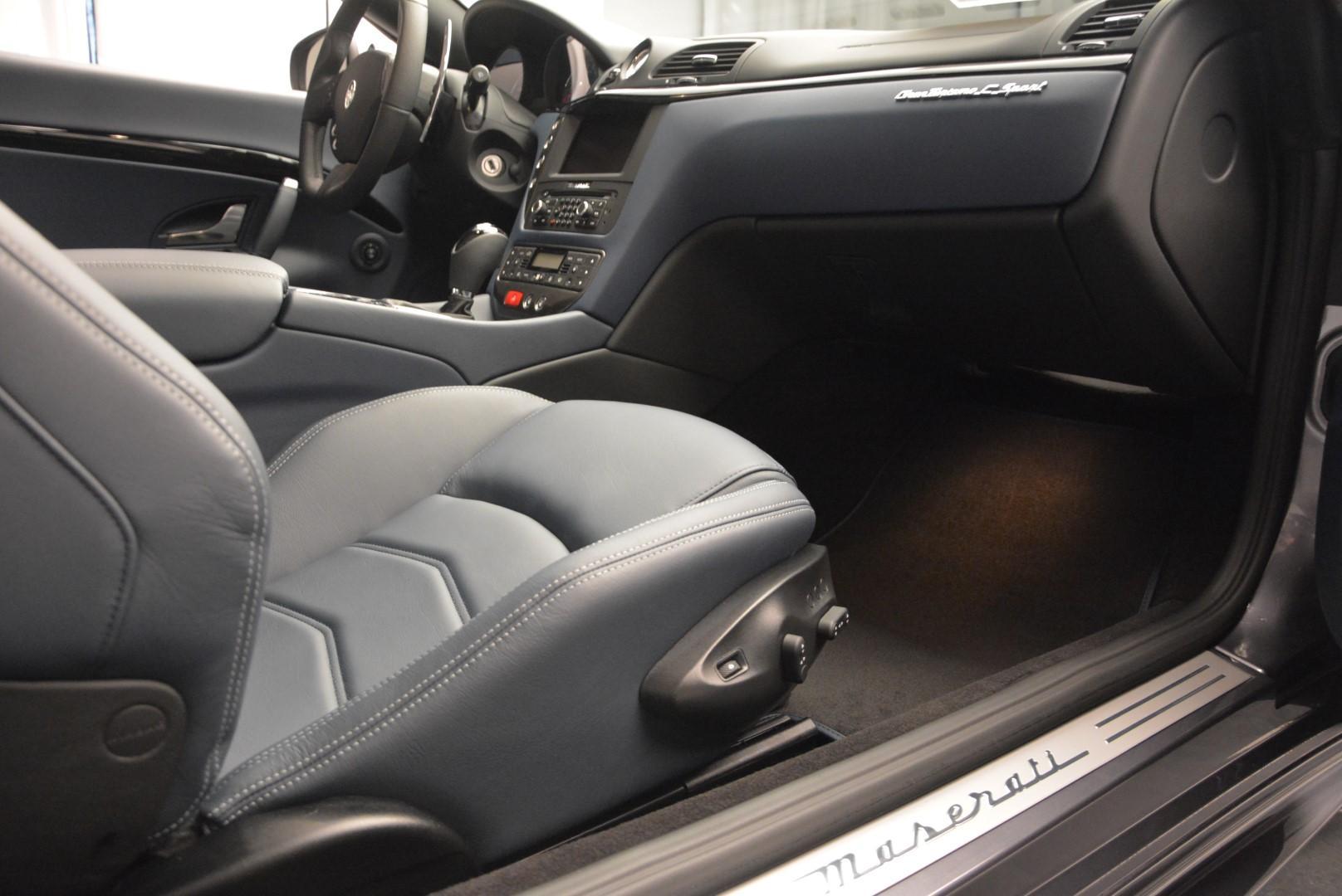 New 2016 Maserati GranTurismo Convertible Sport For Sale In Westport, CT 154_p29