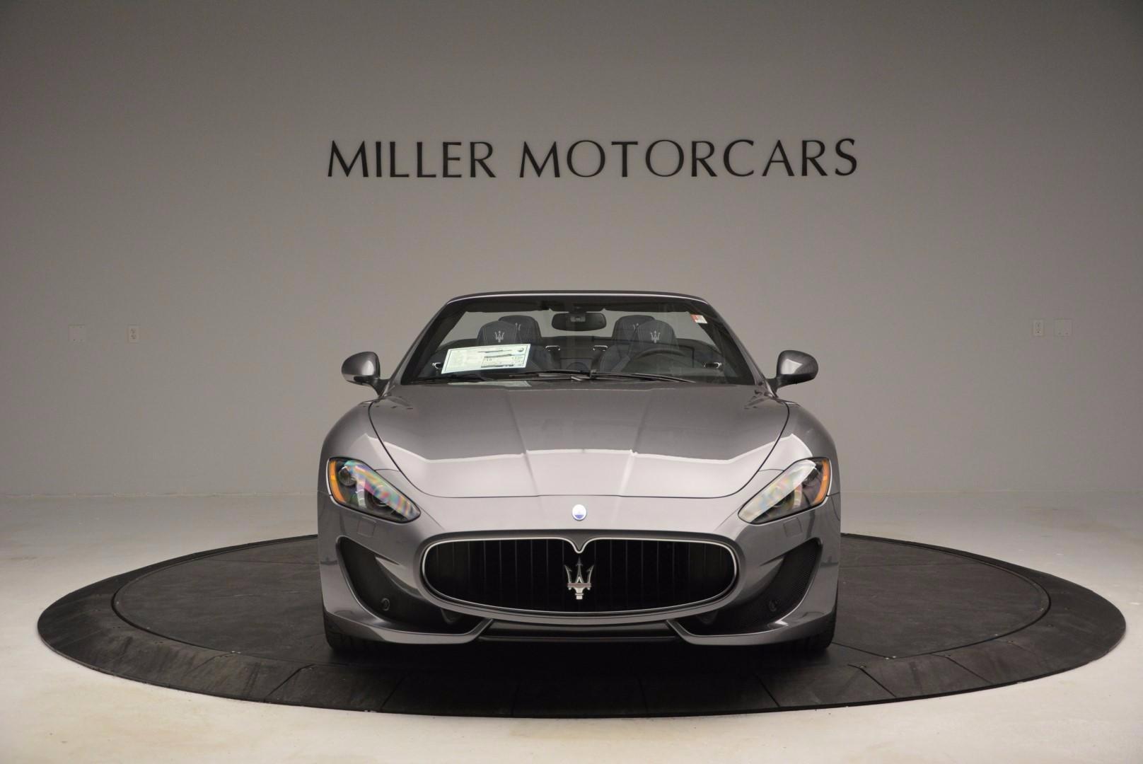 New 2016 Maserati GranTurismo Convertible Sport For Sale In Westport, CT 154_p9