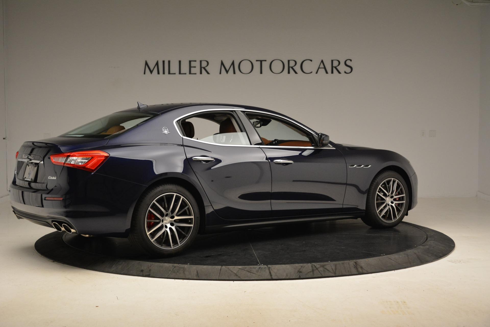 New 2018 Maserati Ghibli S Q4 For Sale In Westport, CT 1540_p8