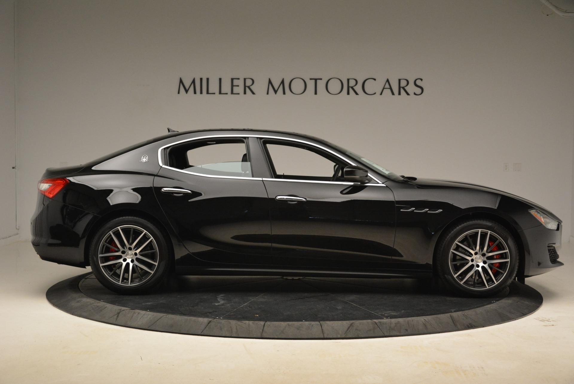 New 2018 Maserati Ghibli S Q4 For Sale In Westport, CT 1543_p10