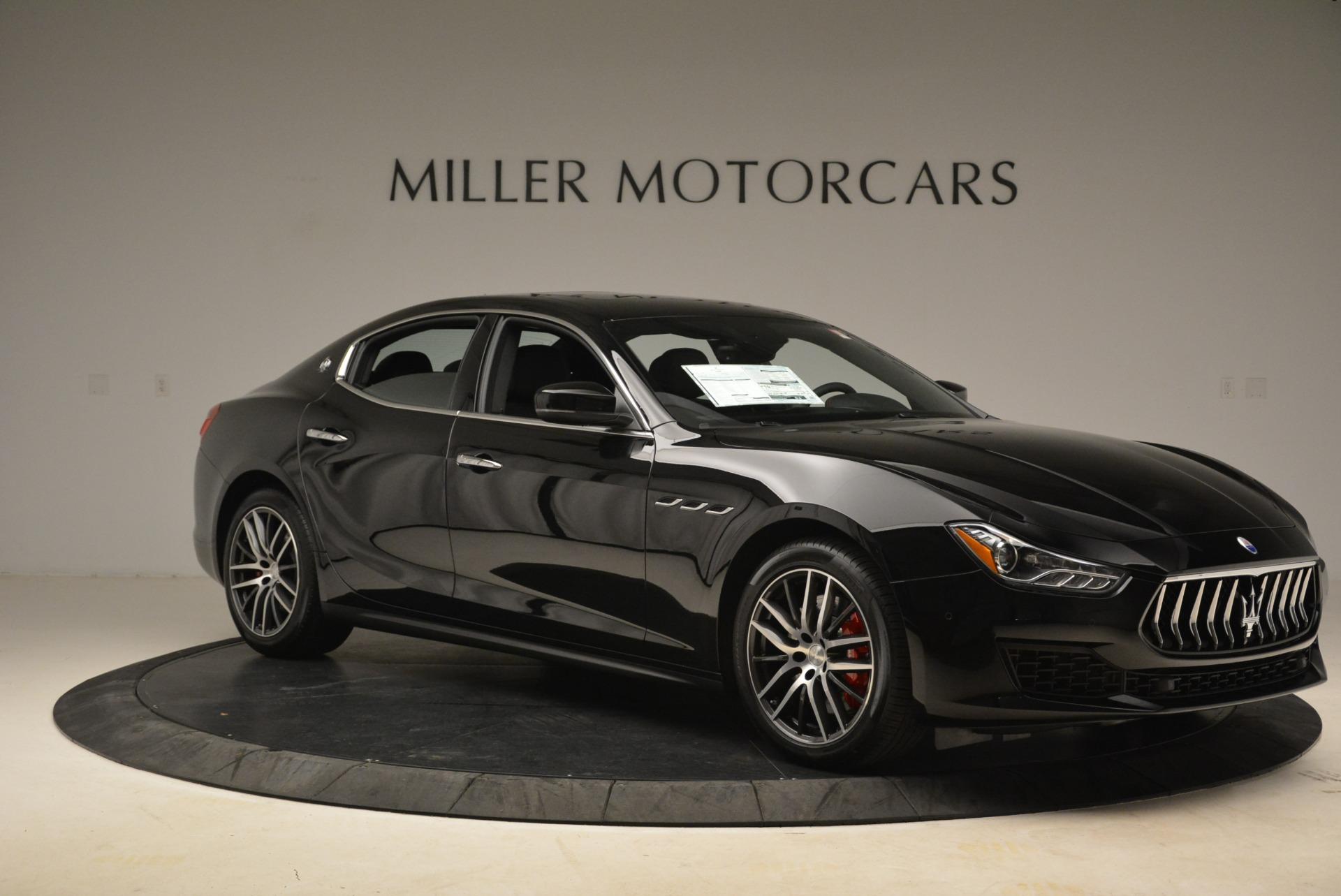 New 2018 Maserati Ghibli S Q4 For Sale In Westport, CT 1543_p12