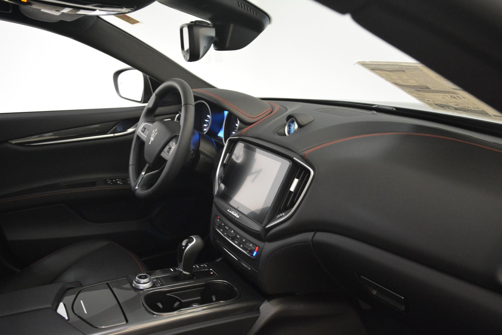 New 2018 Maserati Ghibli S Q4 For Sale In Westport, CT 1543_p17