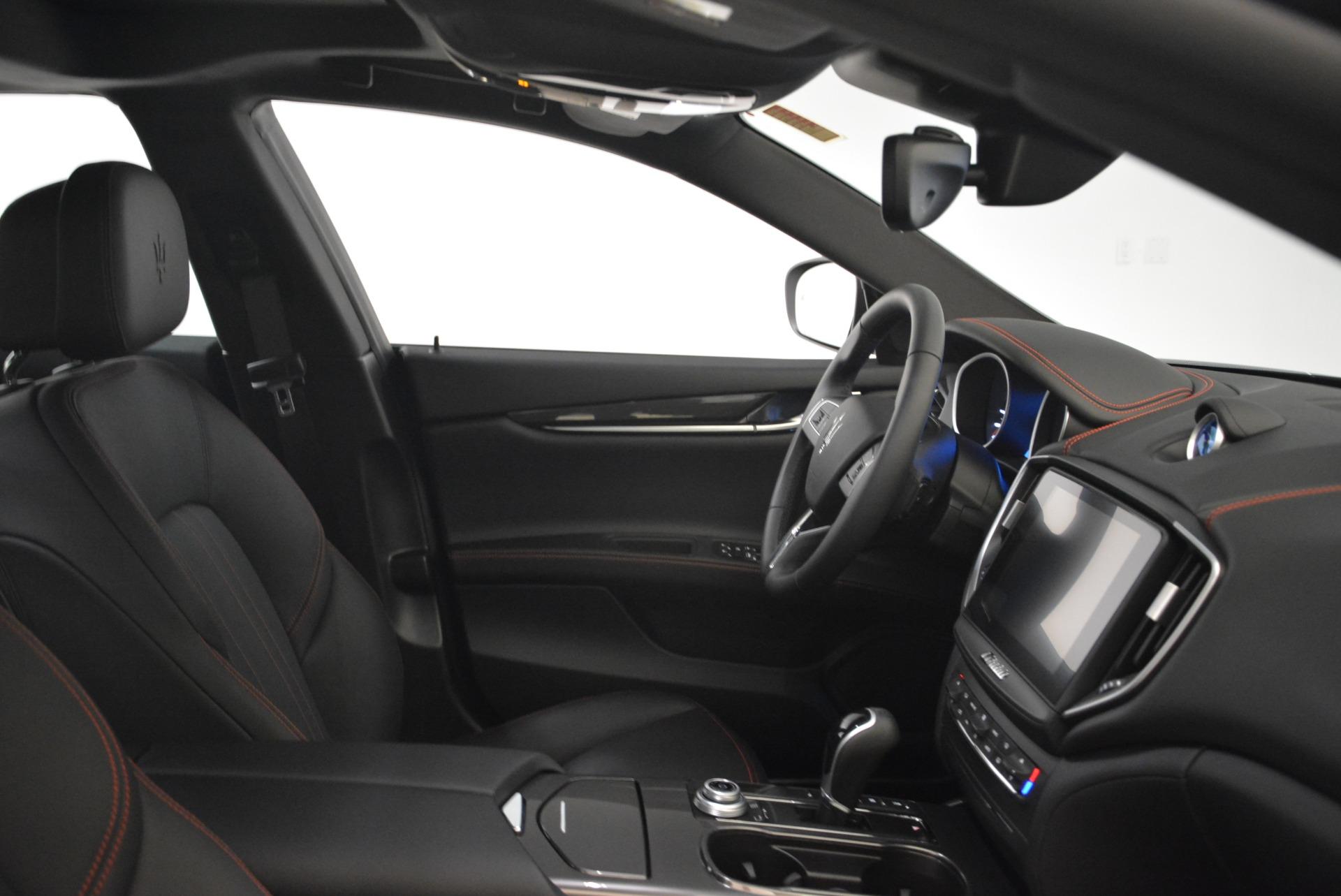 New 2018 Maserati Ghibli S Q4 For Sale In Westport, CT 1543_p19