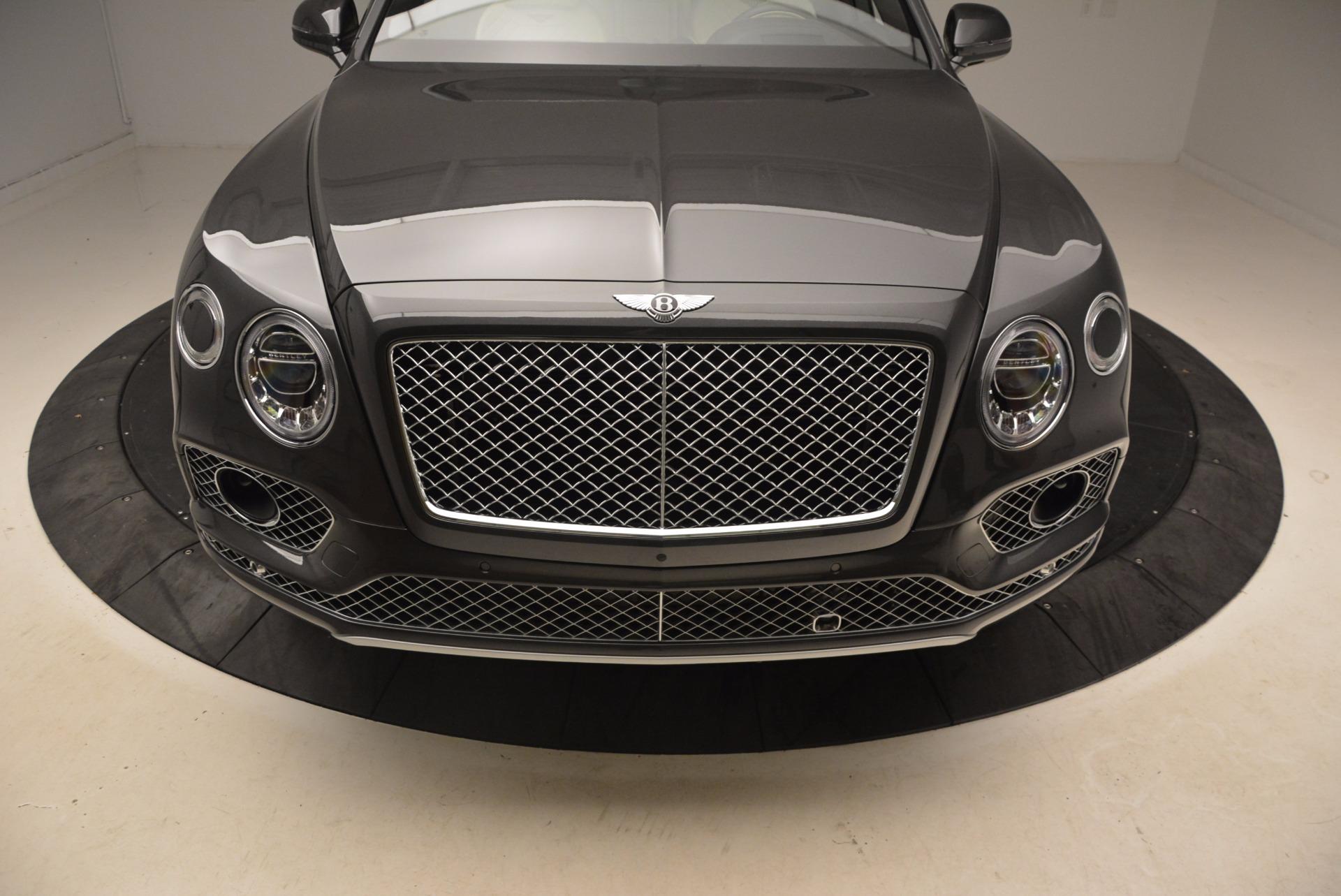 New 2018 Bentley Bentayga Signature For Sale In Westport, CT 1547_p13
